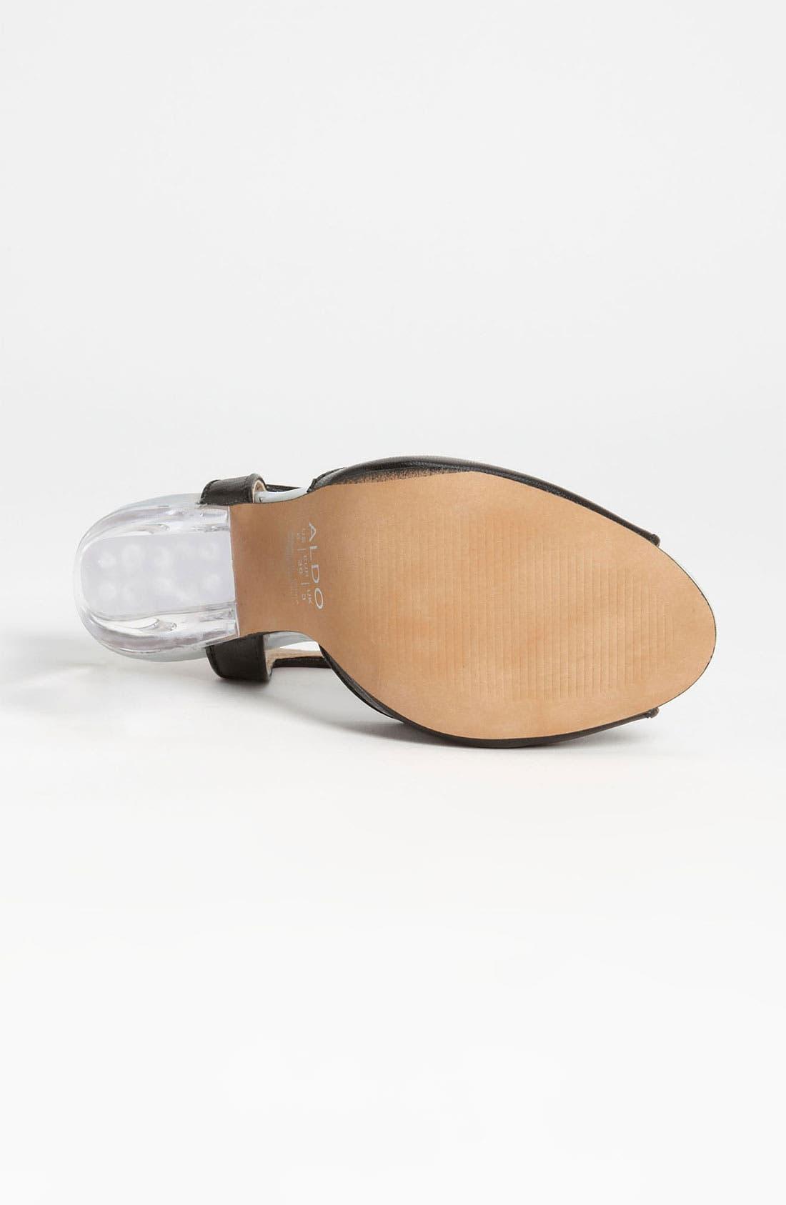 Alternate Image 4  - ALDO 'Aserri' Sandal