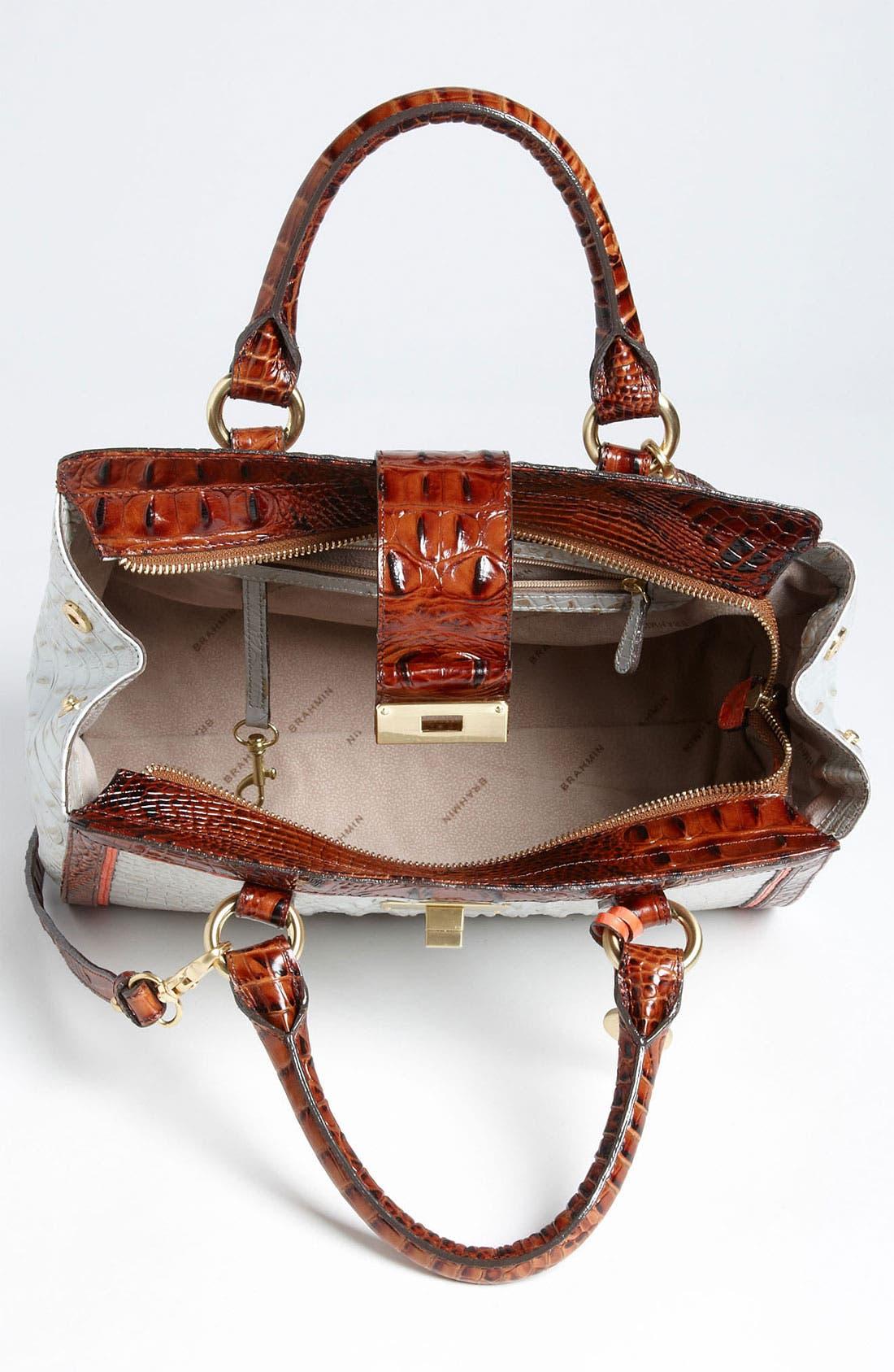 Alternate Image 3  - Brahmin 'Tri Color Annabelle' Handbag