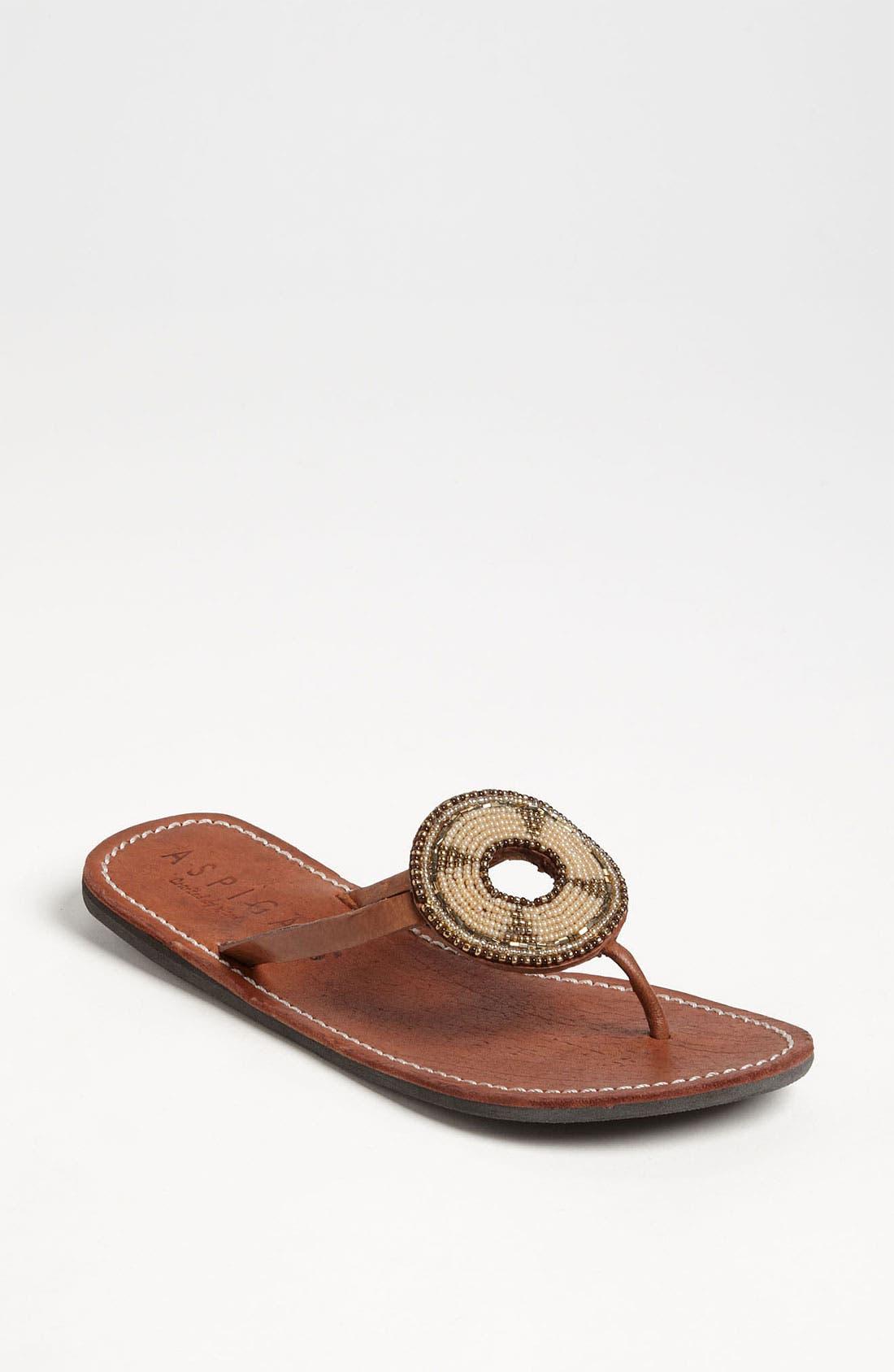Alternate Image 1 Selected - Aspiga 'Masai Disc' Sandal
