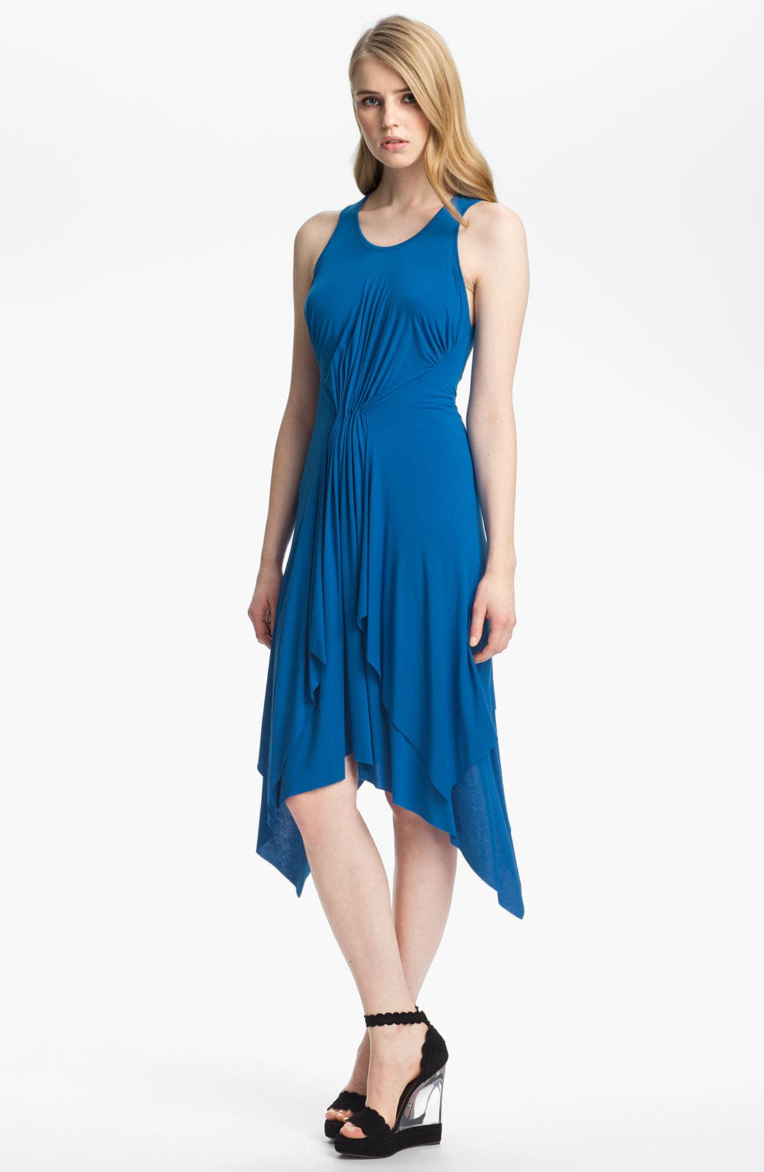 Alternate Image 1 Selected - Cut25 Ruched Dress