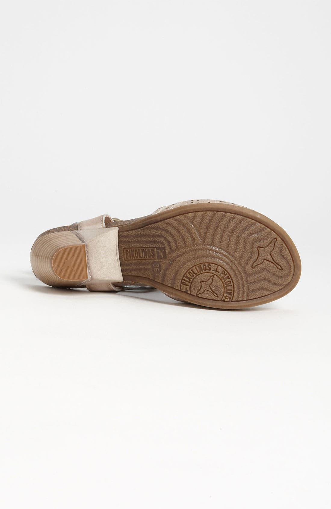 Alternate Image 4  - PIKOLINOS 'Moraira' Sandal