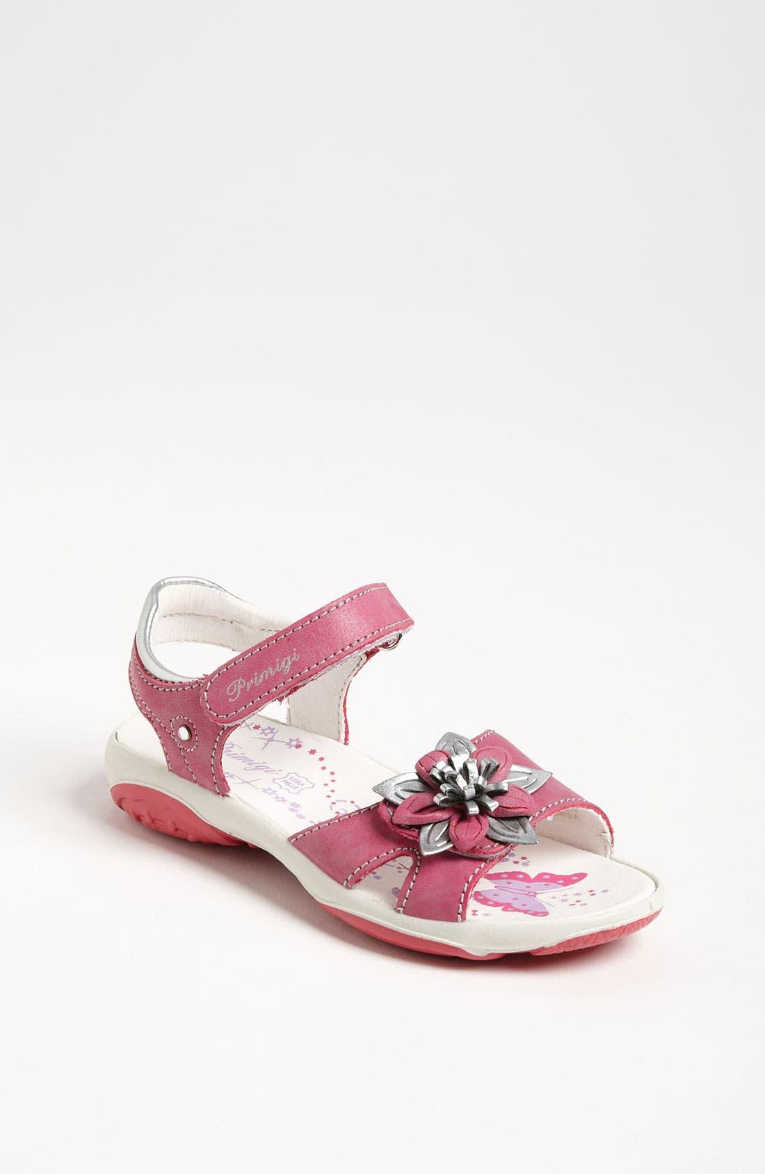 Main Image - Primigi 'Fata' Sandal (Toddler & Little Kid)