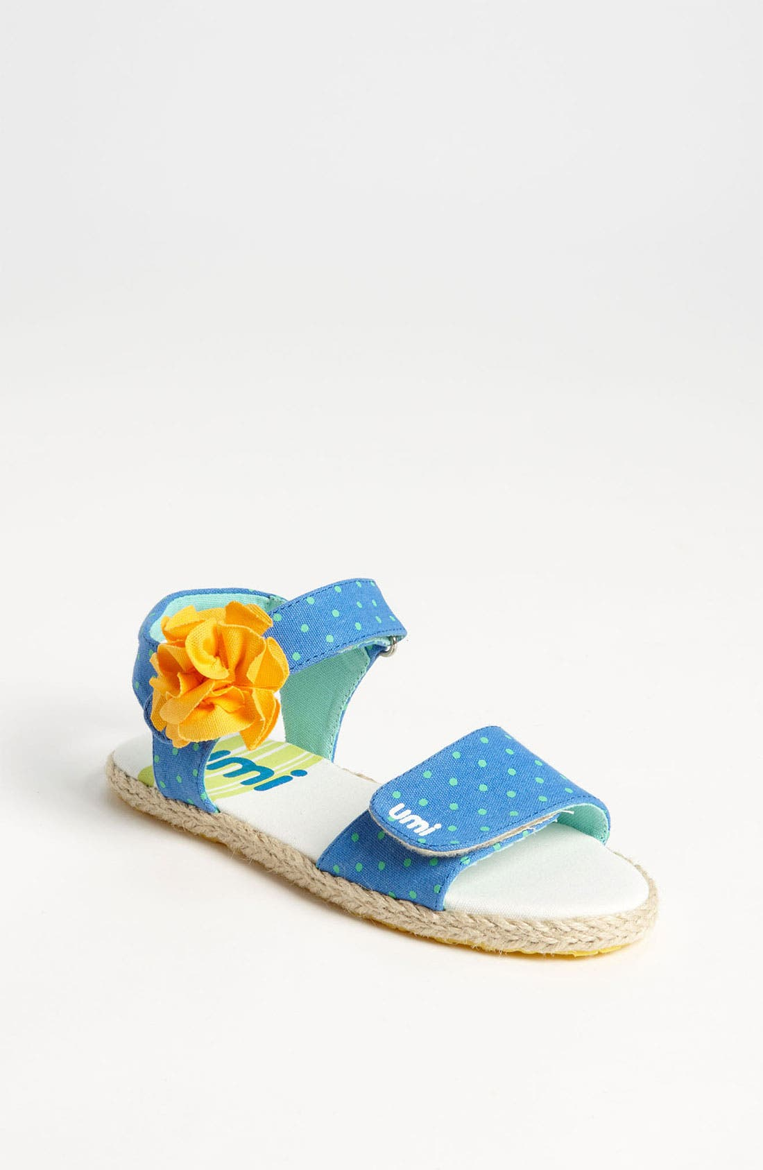 Alternate Image 1 Selected - Umi 'Giselle' Sandal (Toddler, Little Kid & Big Kid)