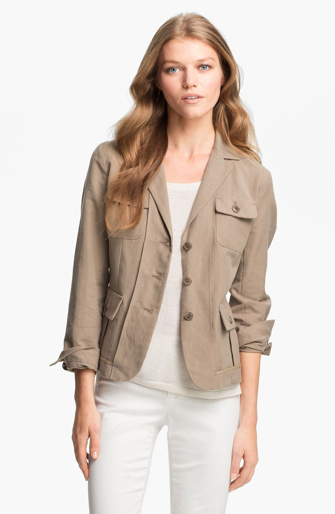 Alternate Image 1 Selected - Weekend Max Mara 'Edile' Jacket