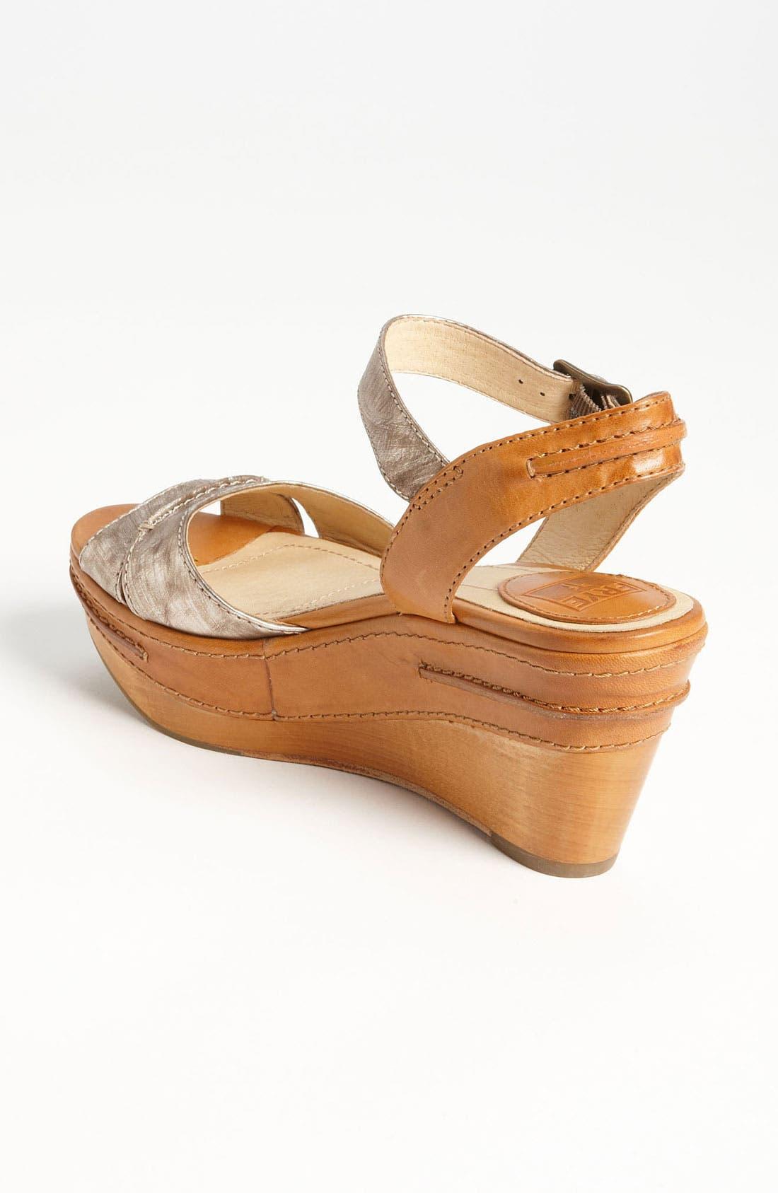 Alternate Image 2  - Frye 'Carlie Seam' Sandal