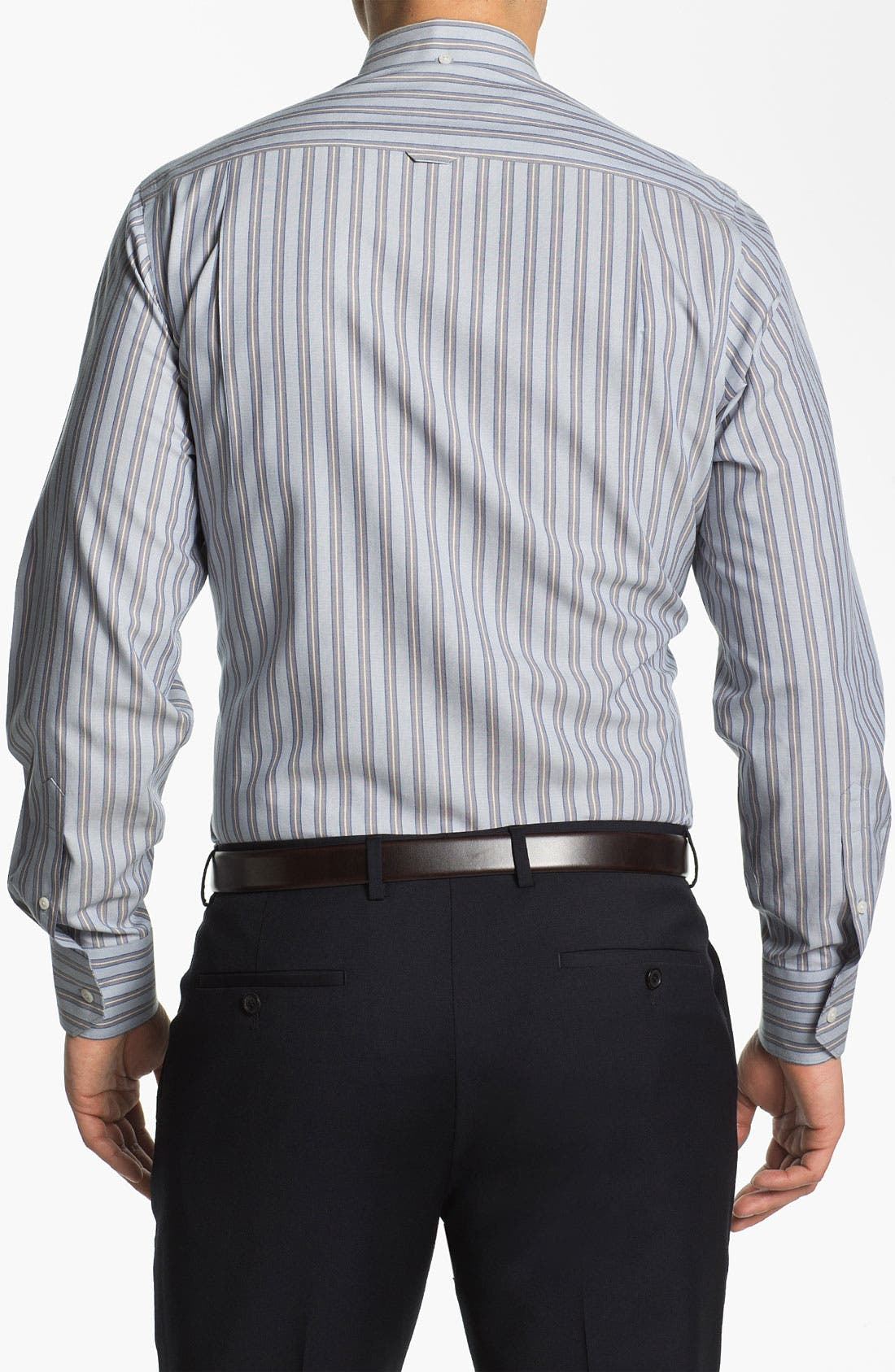 Alternate Image 2  - Nordstrom Regular Fit Sport Shirt
