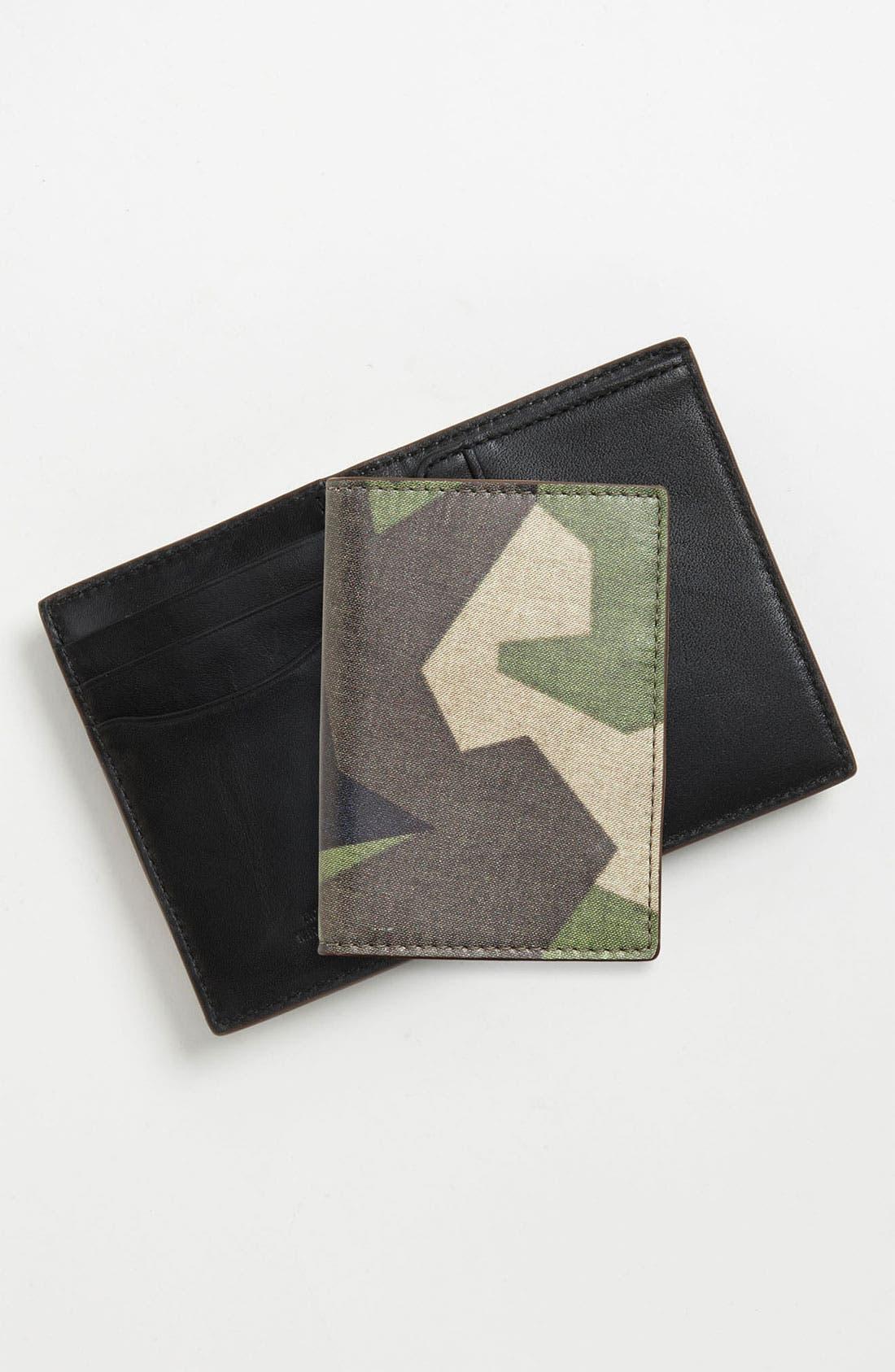 Main Image - Jack Spade 'M90' Wallet