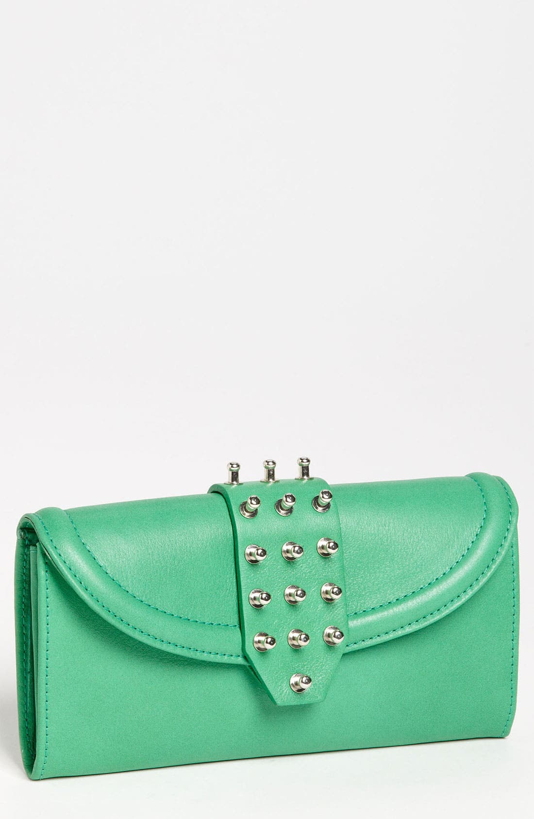Alternate Image 1 Selected - McQ by Alexander McQueen Collar Stud Wallet