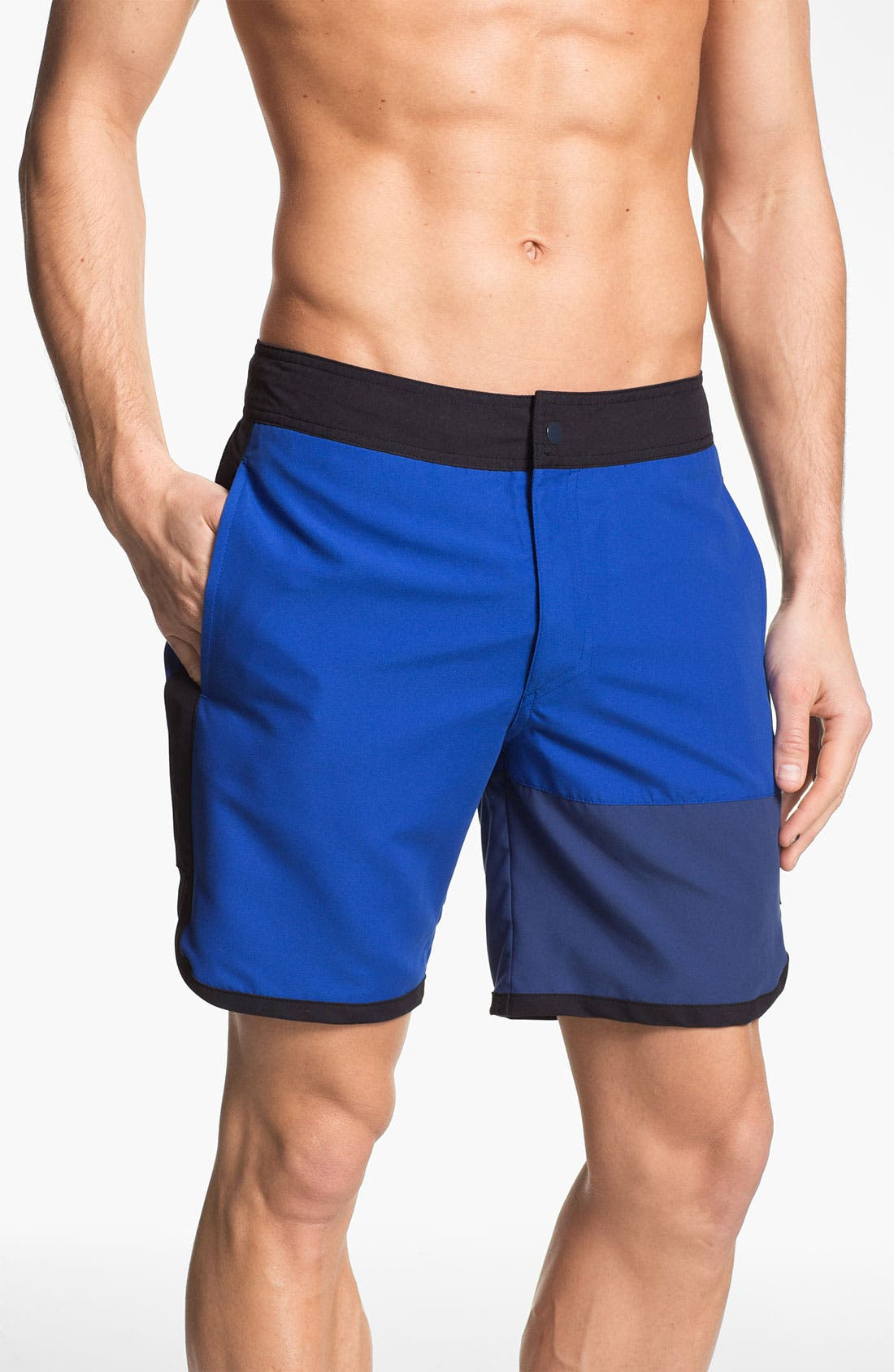 Main Image - Number:LAB Swim Trunks