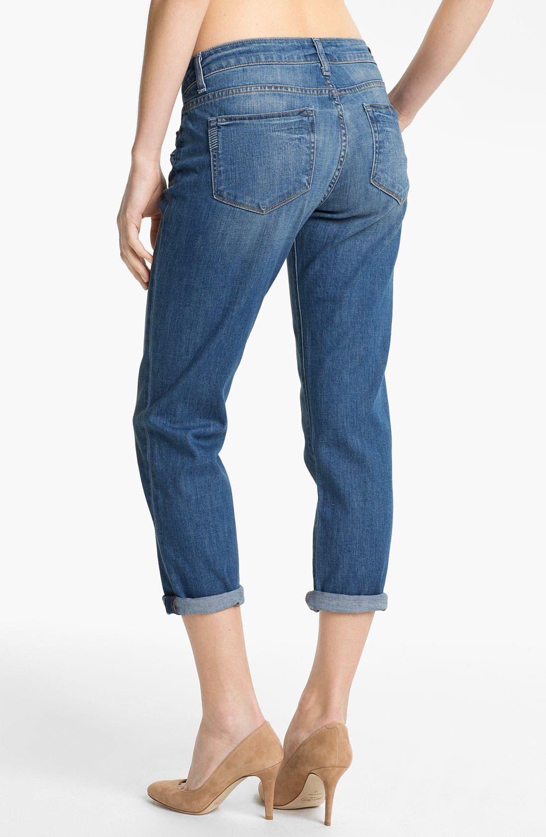 Alternate Image 2  - Paige Denim 'James' Crop Jeans (Harper)
