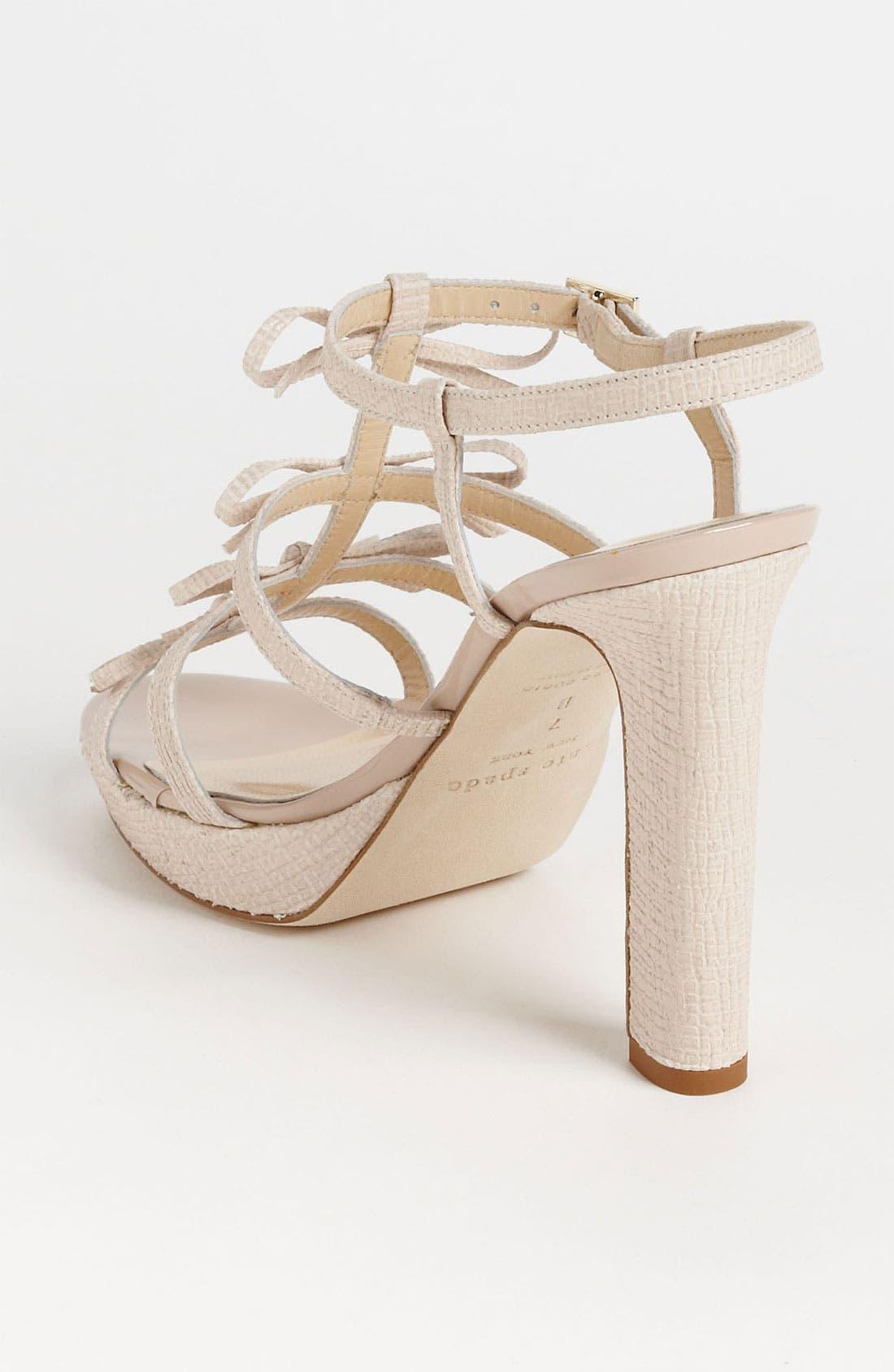 Alternate Image 2  - kate spade new york 'baylyn' sandal