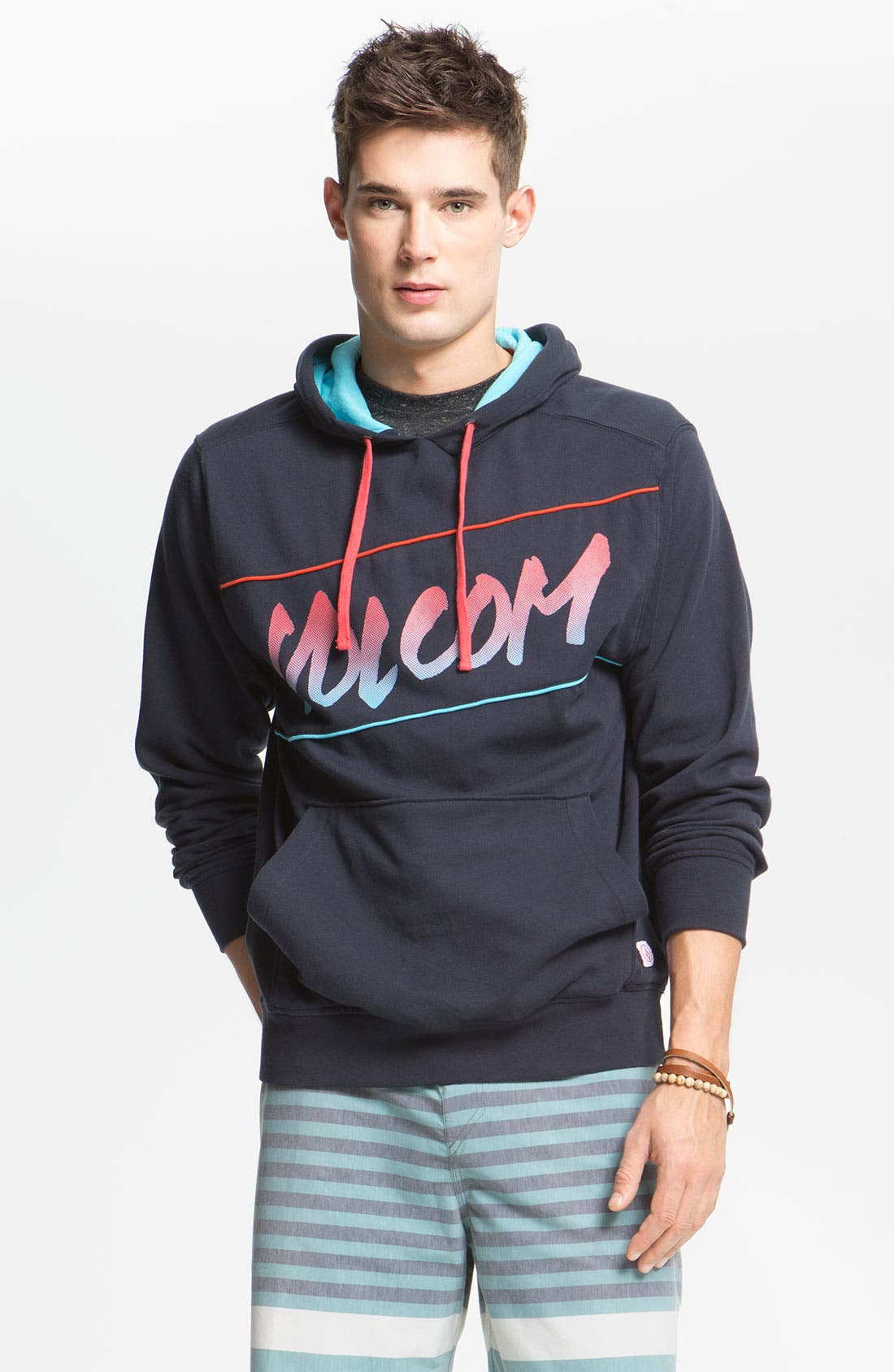Alternate Image 1 Selected - Volcom 'Mag' Hoodie