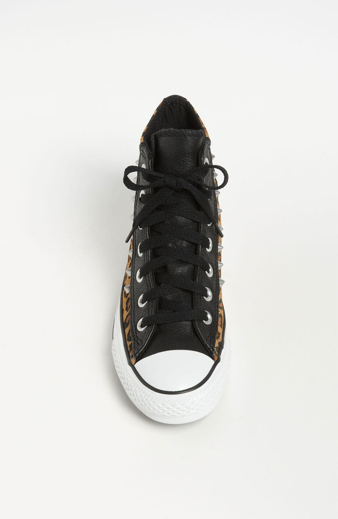 Alternate Image 3  - Converse Chuck Taylor® All Star® Leopard Stud High Top Sneaker