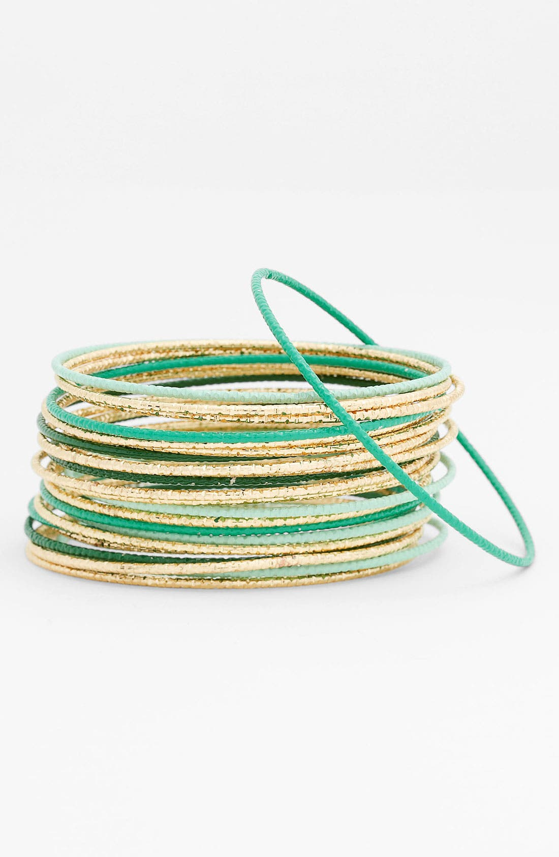Main Image - Tasha Bangles (Set of 24)