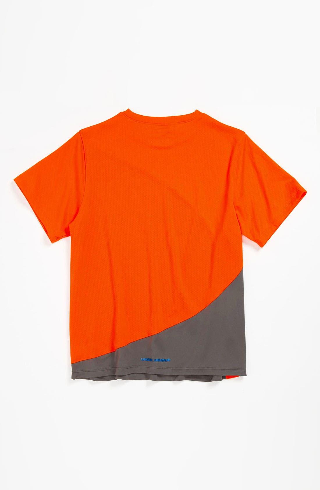 Alternate Image 2  - Under Armour 'Influencer' Shirt (Big Boys)