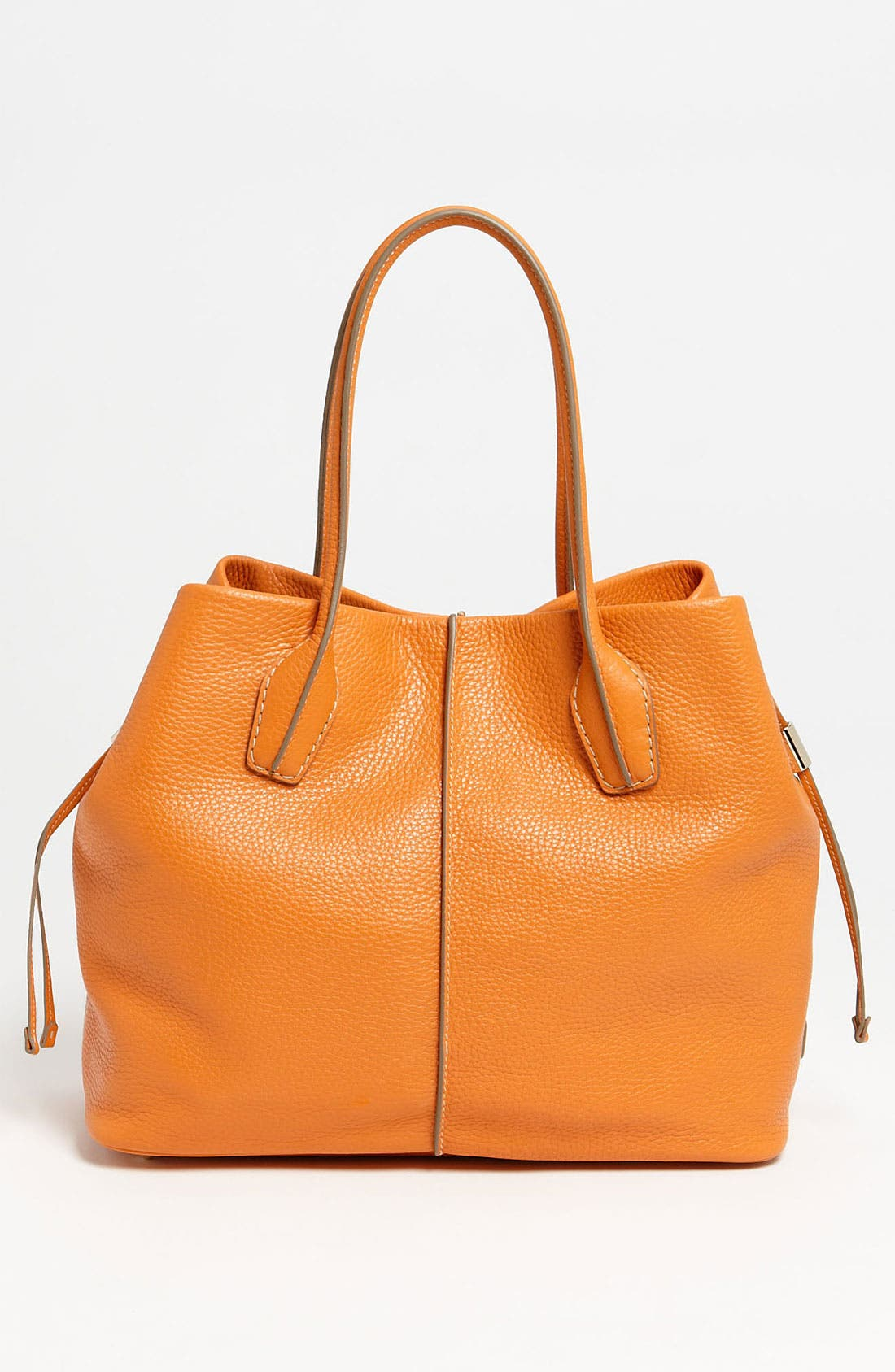Alternate Image 4  - Tod's 'D-Styling' Leather Shopper