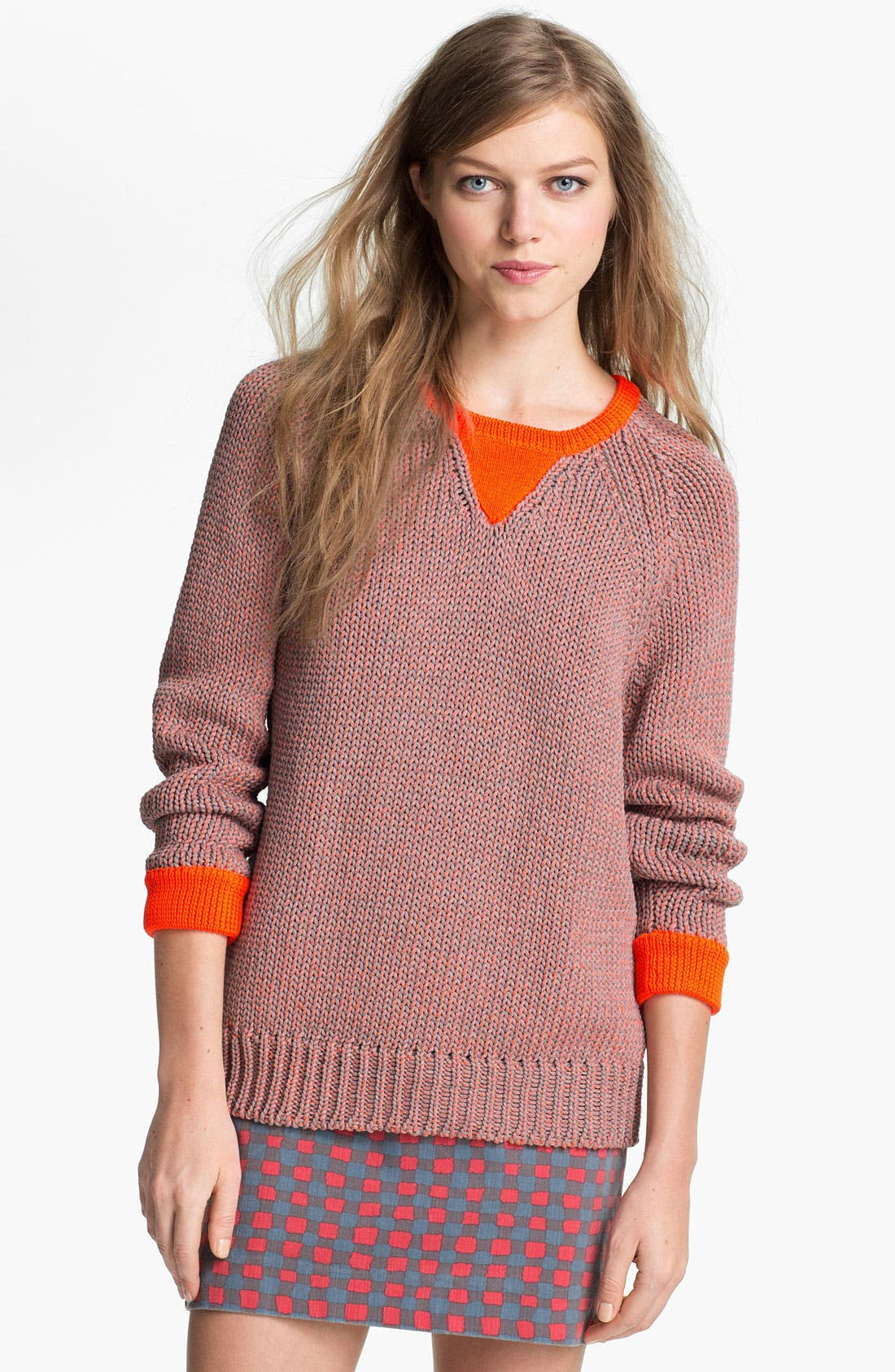 Alternate Image 1 Selected - MARC BY MARC JACOBS 'Candace' Sweater