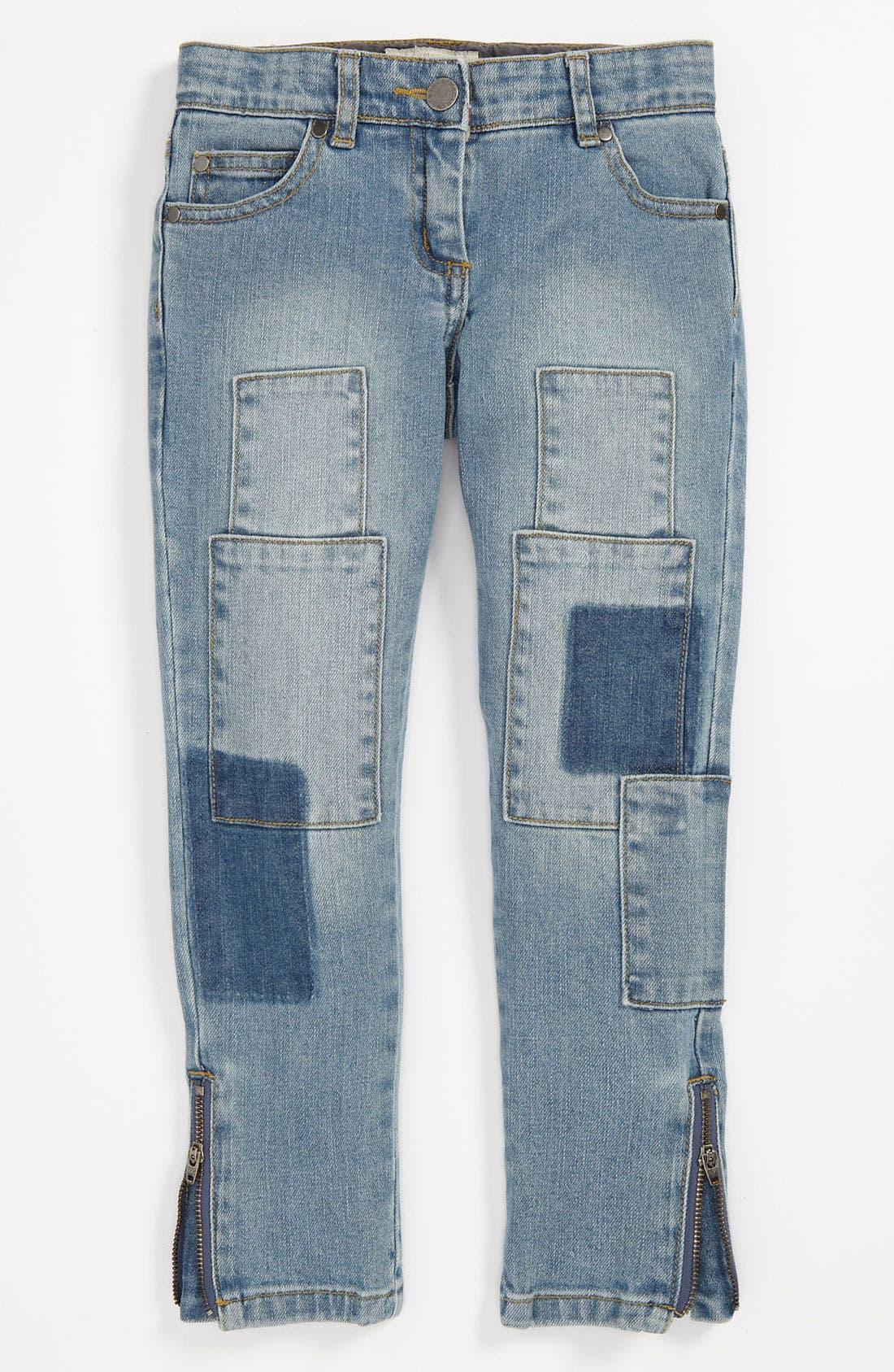 Alternate Image 2  - Stella McCartney Kids 'Nina' Skinny Jeans (Toddler, Little Girls & Big Girls)