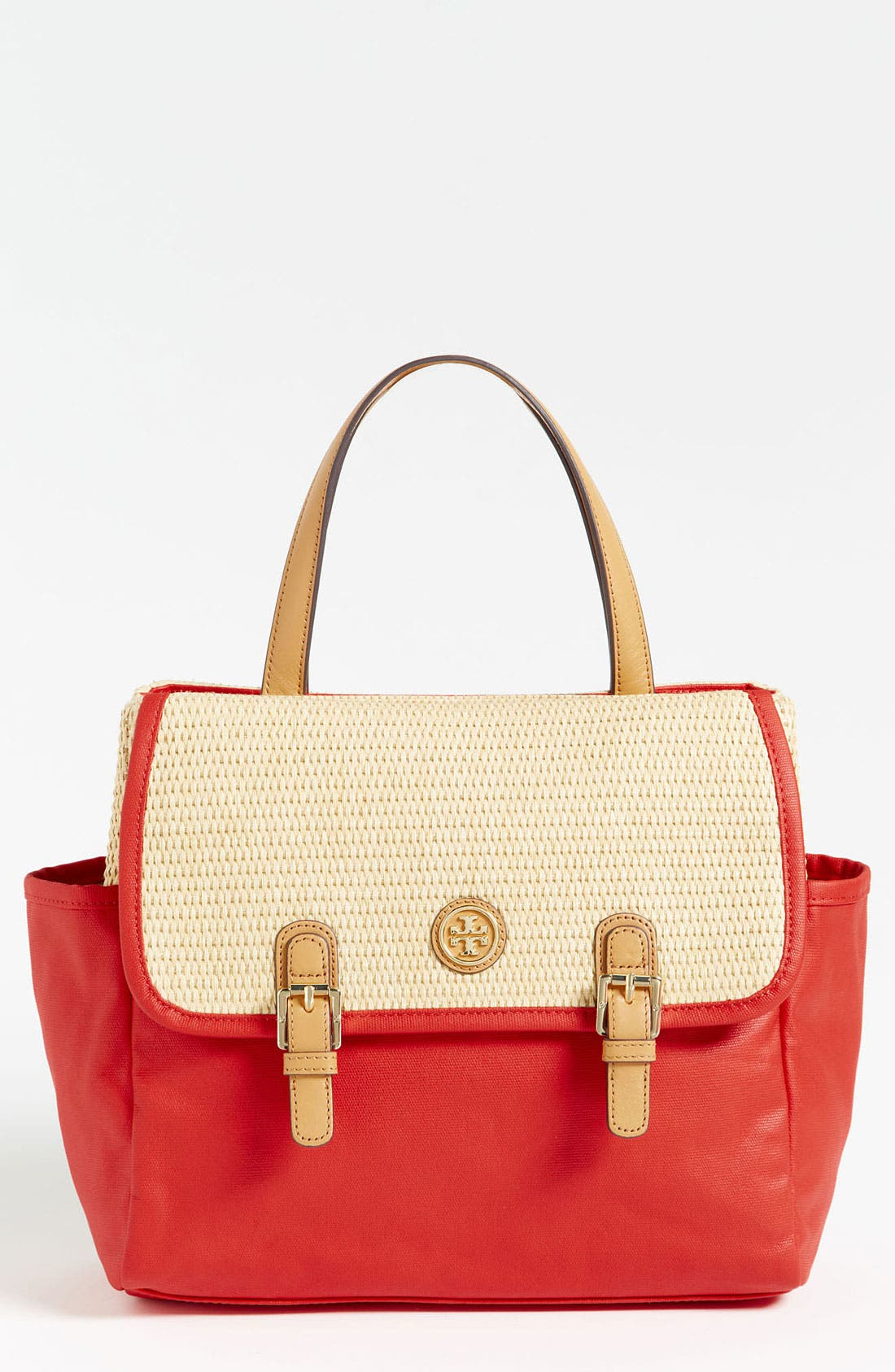 Alternate Image 1 Selected - Tory Burch 'Pierson - Mini' Beach Tote
