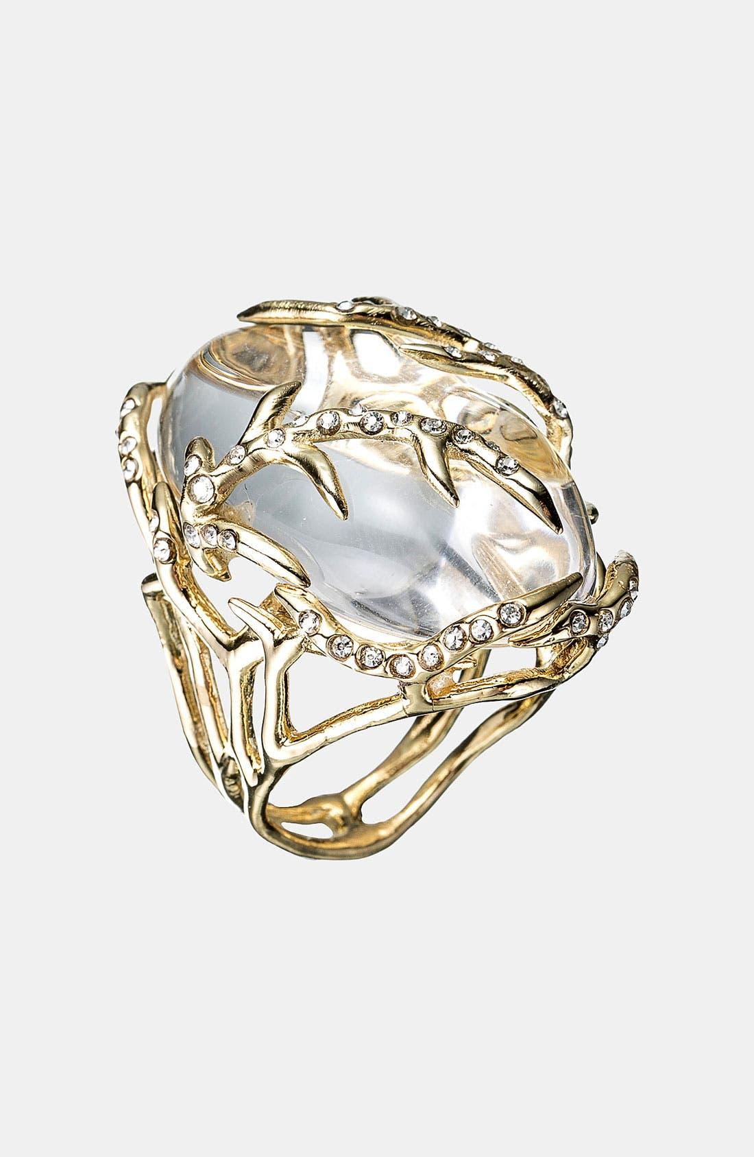 Main Image - Alexis Bittar 'Lucite® - Ophelia' Vine Encased Ring