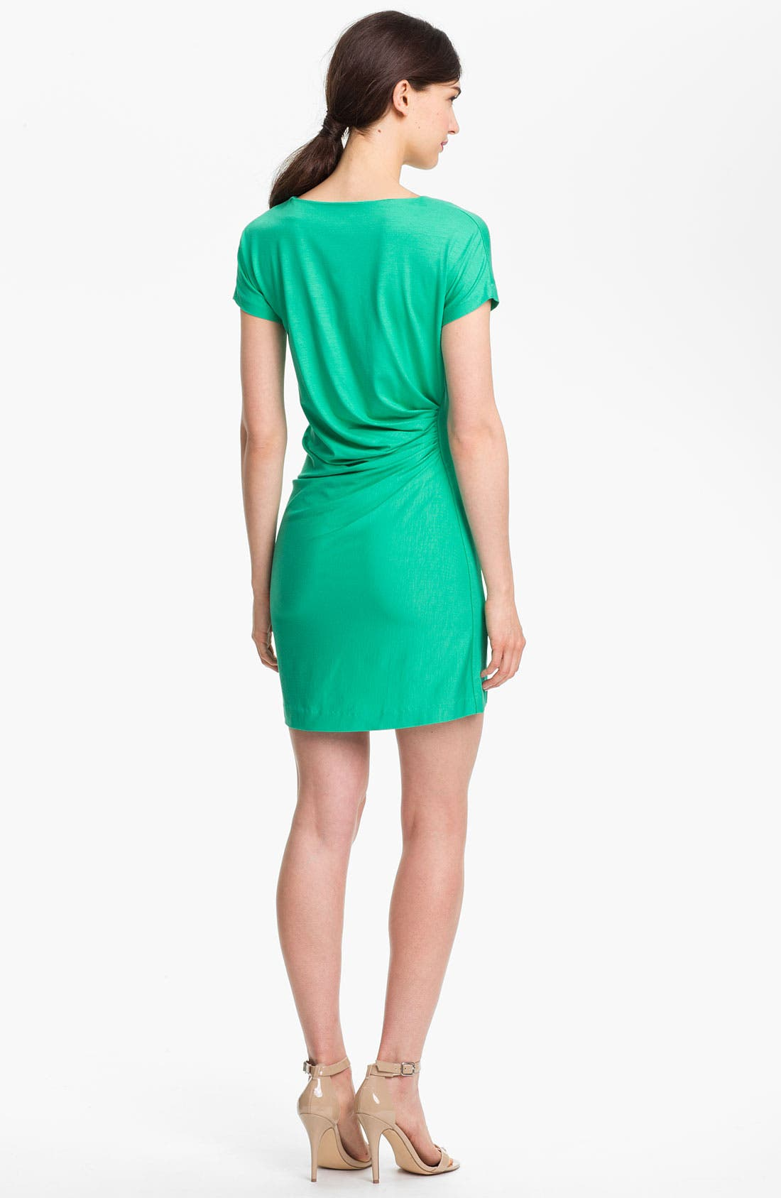Alternate Image 2  - Diane von Furstenberg Stretch Sheath Dress
