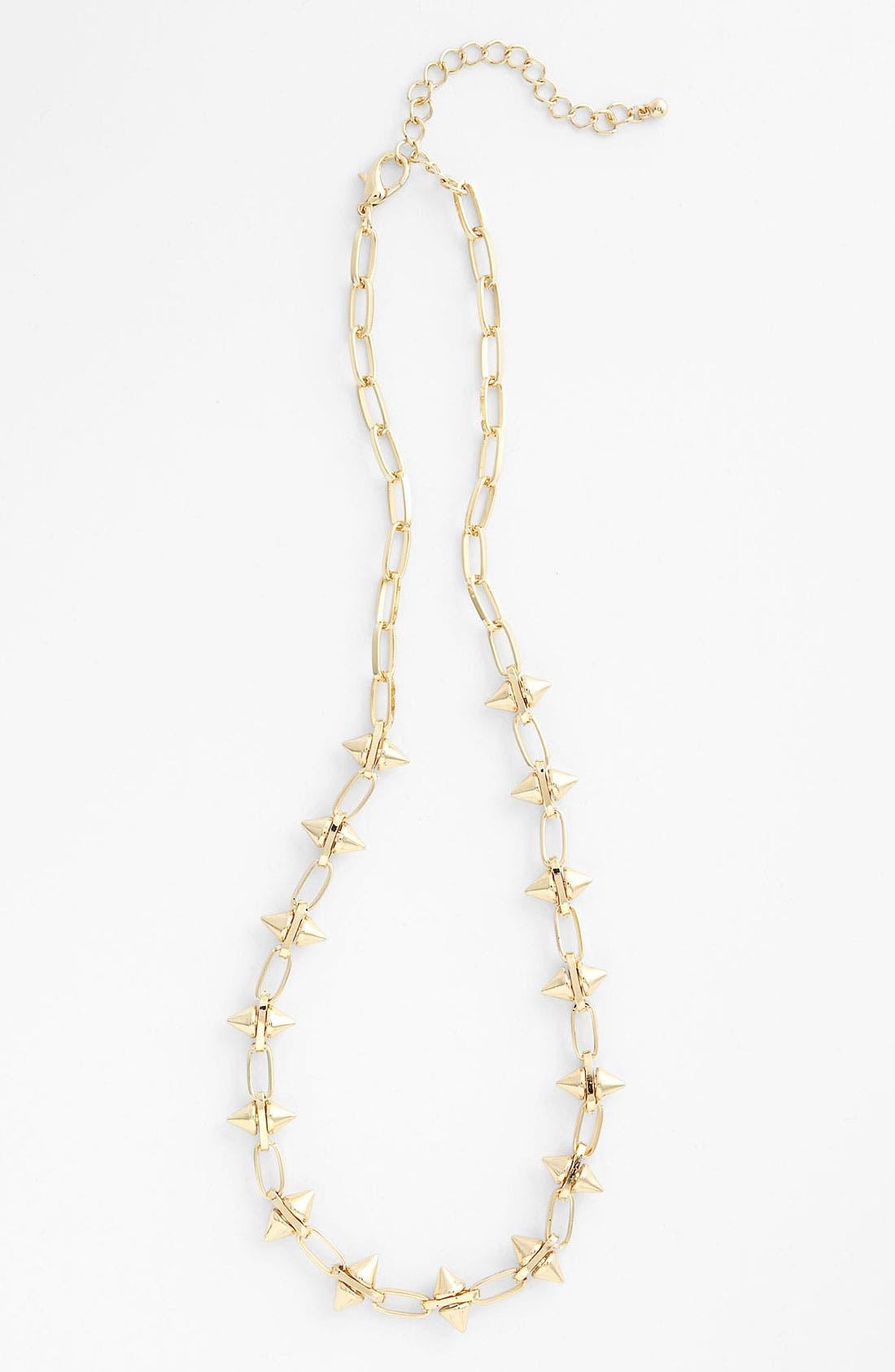 Main Image - Panacea Spike Necklace