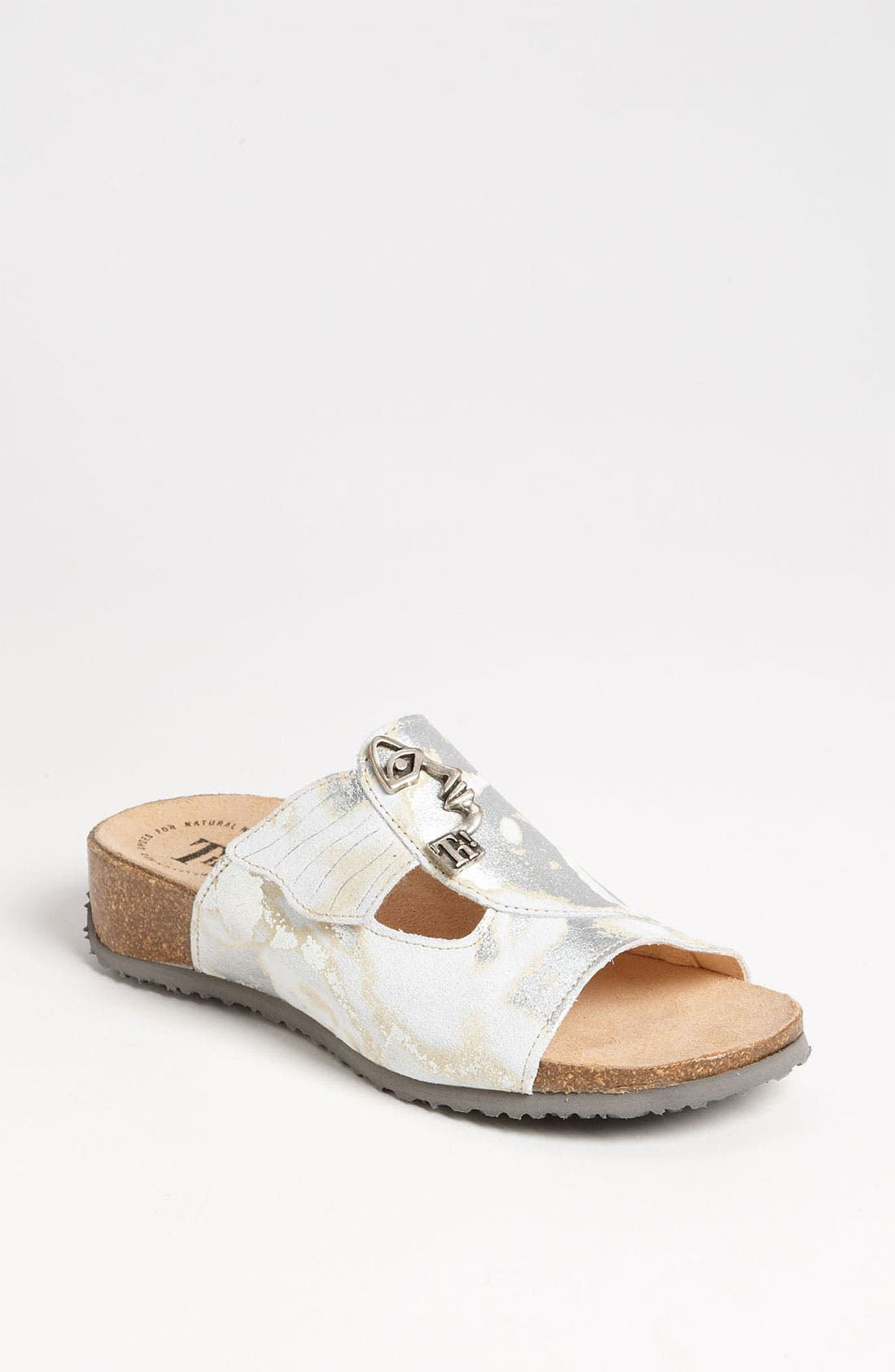 Main Image - Think! 'Mizzi with Face' Sandal