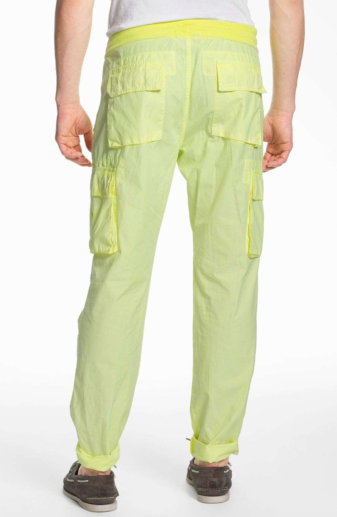 Alternate Image 2  - Splendid Mills 'Corpus' Slim Straight Leg Cargo Pants