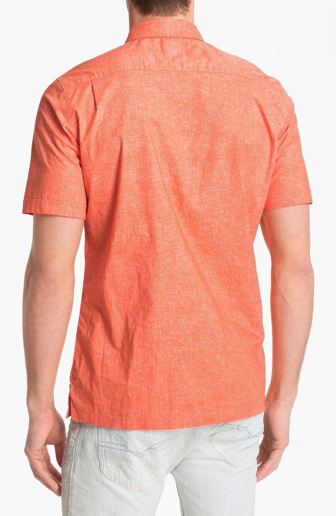 Alternate Image 2  - Vans 'Redding' Pullover Woven Shirt