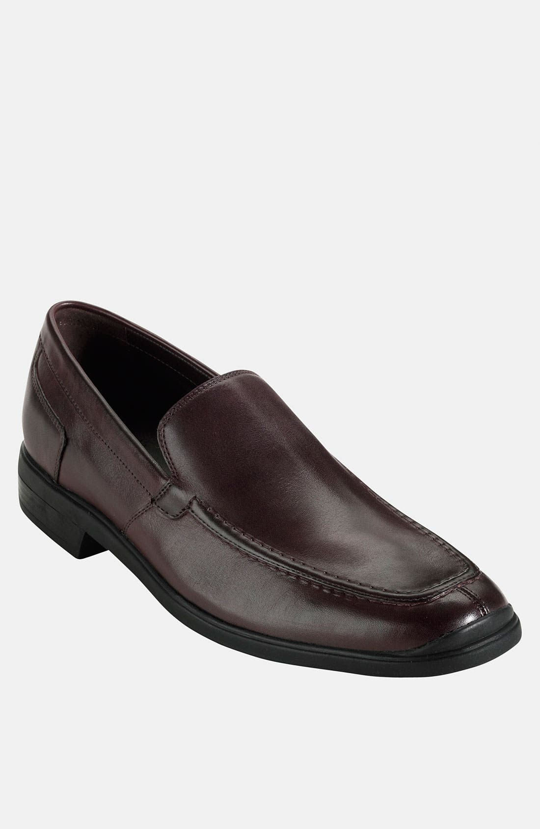 Alternate Image 1 Selected - Cole Haan 'Air Stylar' Split Toe Loafer   (Men)