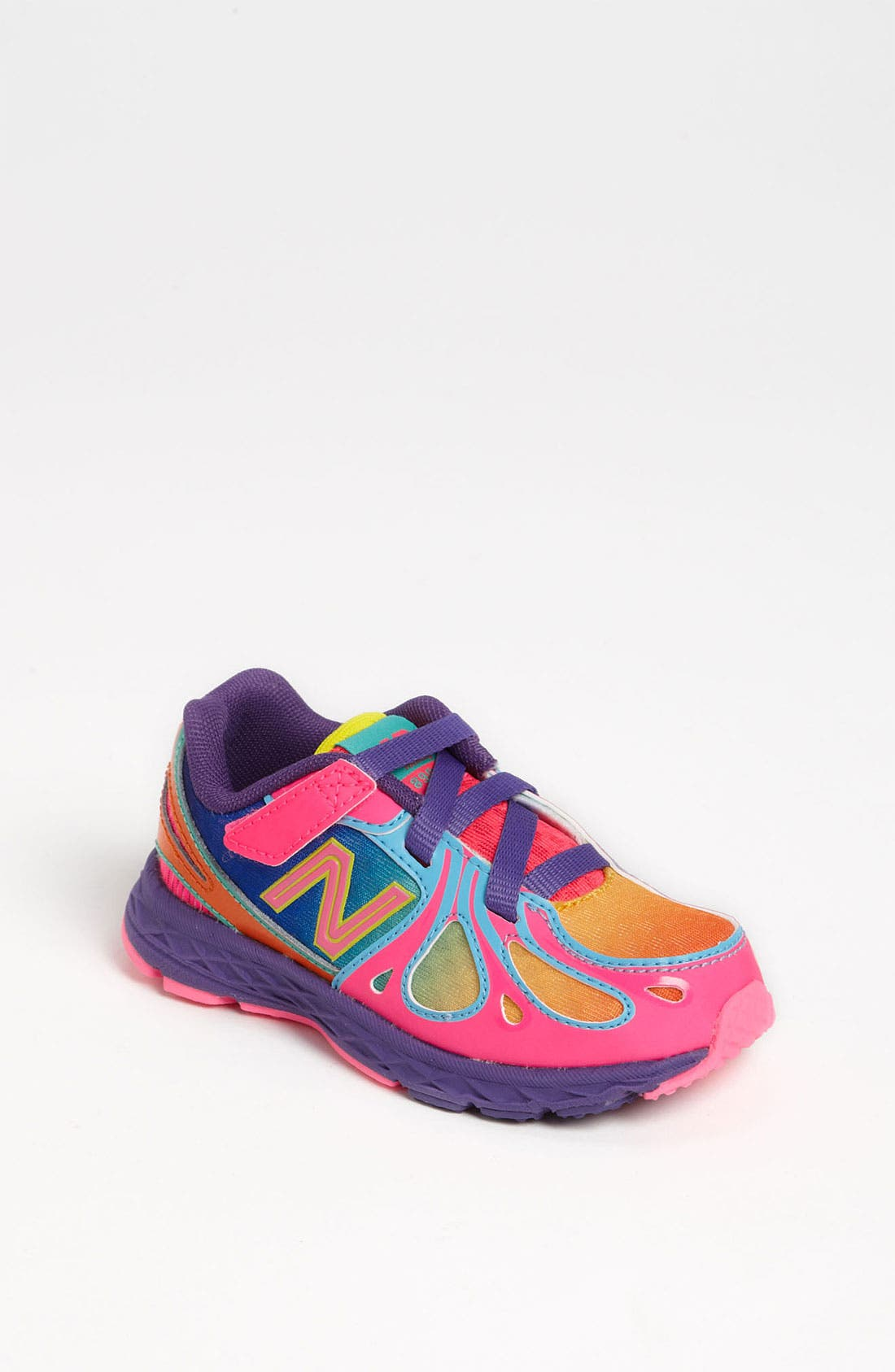 Alternate Image 1 Selected - New Balance '890' Sneaker (Baby, Walker & Toddler)