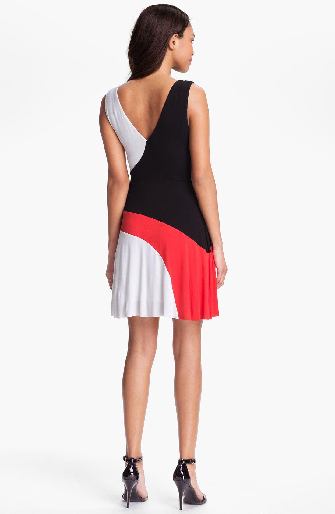 Alternate Image 2  - B44 Dressed by Bailey 44 'Drag Race' Faux Wrap Dress