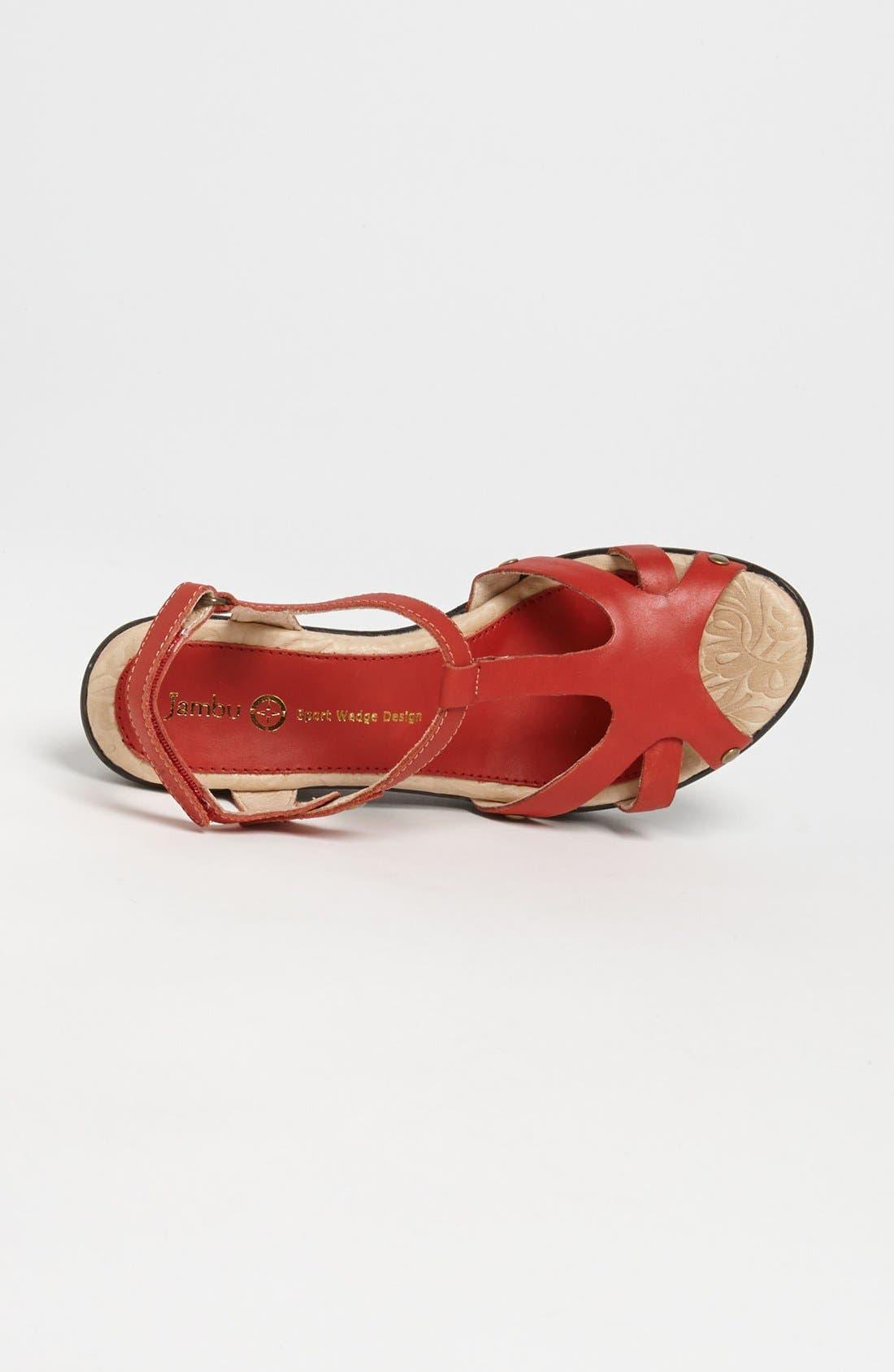 Alternate Image 3  - Jambu 'Marble' Sandal