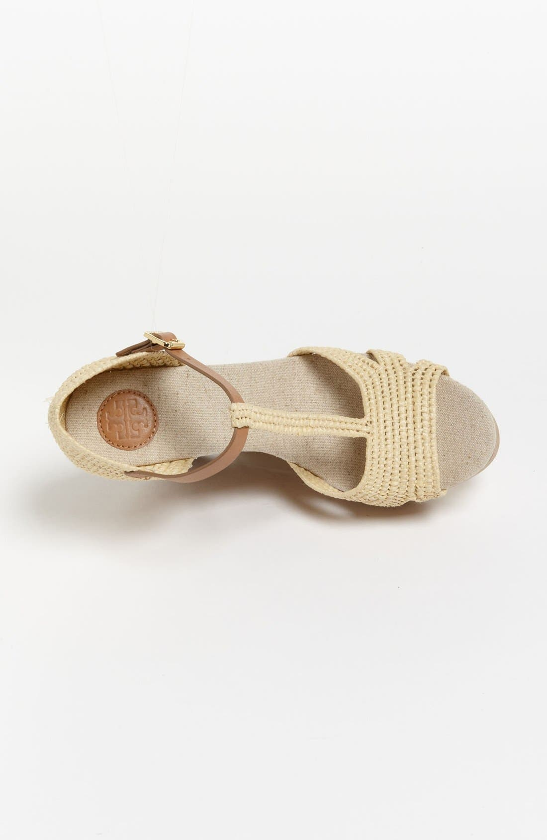 Alternate Image 3  - Tory Burch 'Carina' Wedge Sandal