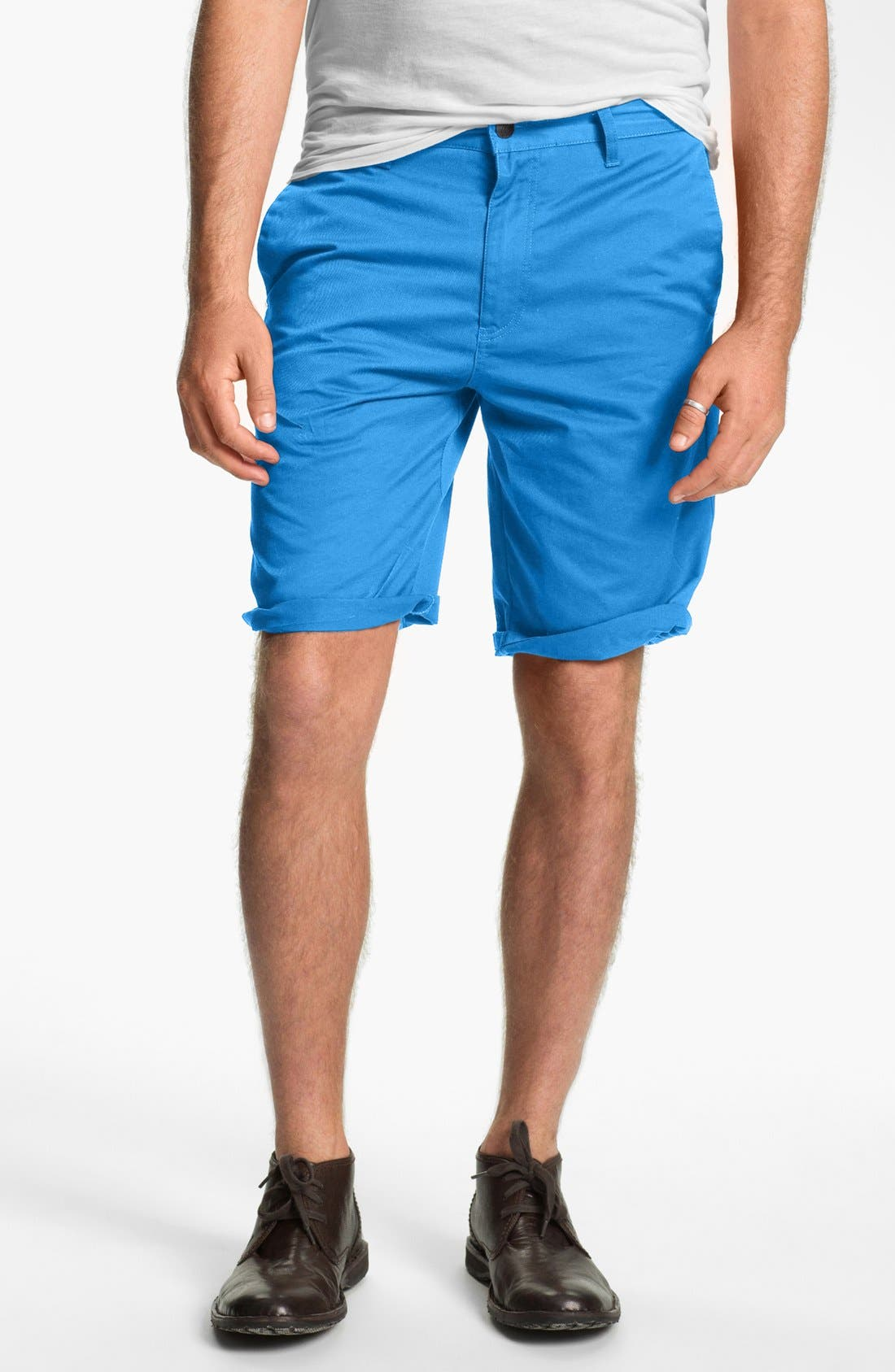 Alternate Image 1 Selected - Volcom 'Modern' Chino Shorts