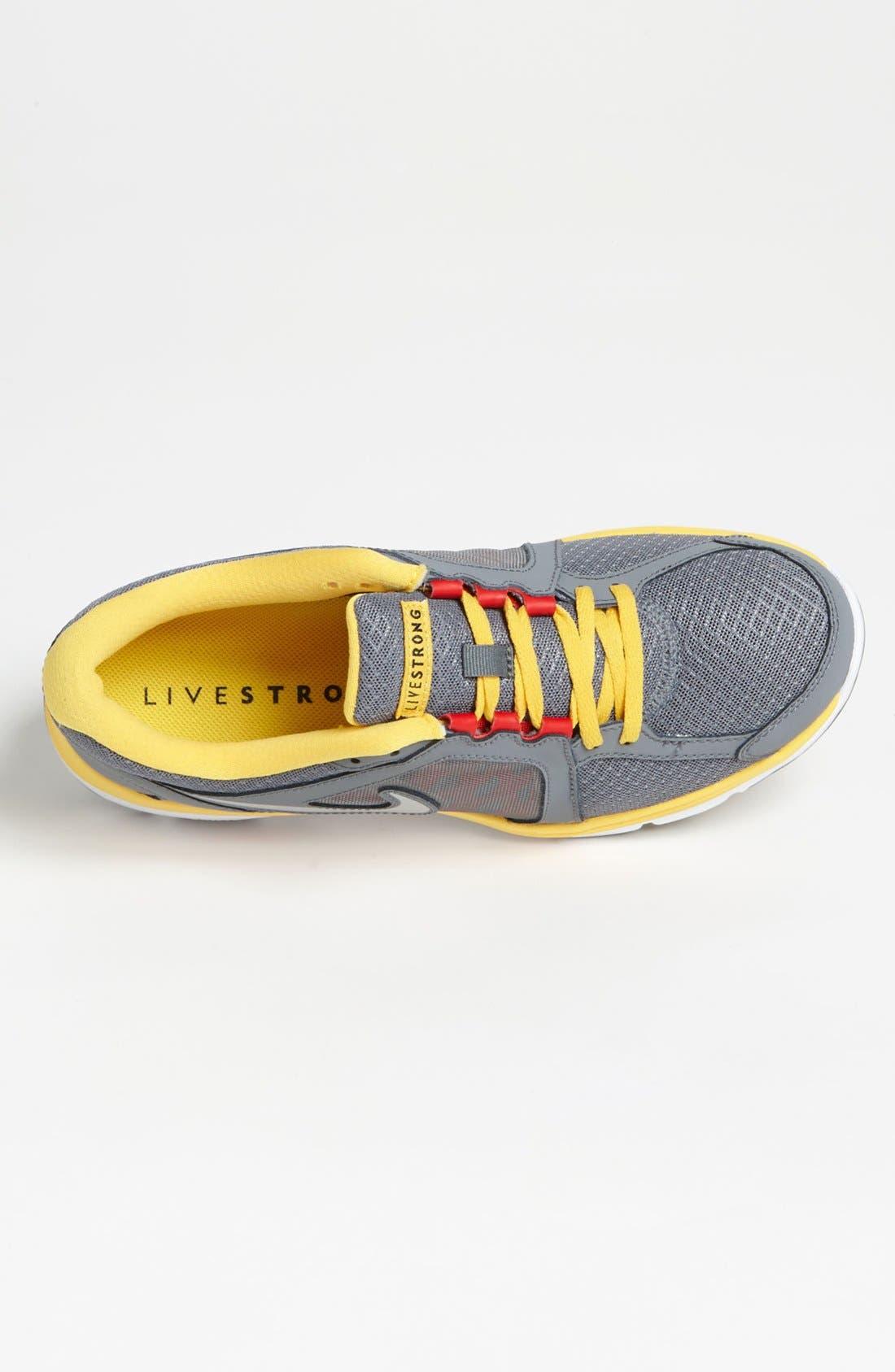 Alternate Image 3  - Nike 'Dual Fusion Run Livestrong' Running Shoe (Men)
