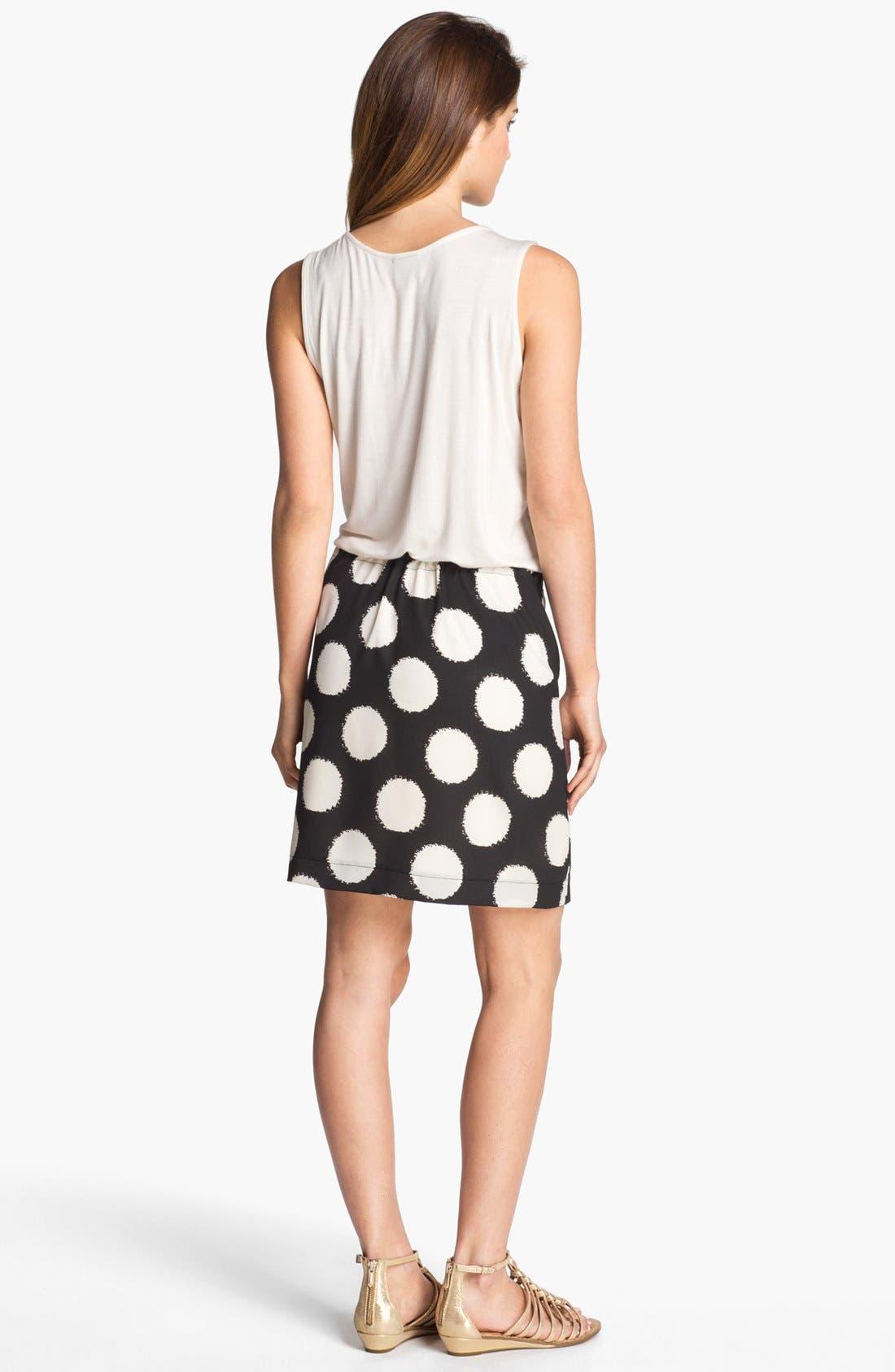 Alternate Image 2  - MOD.lusive Drawstring Waist Dress