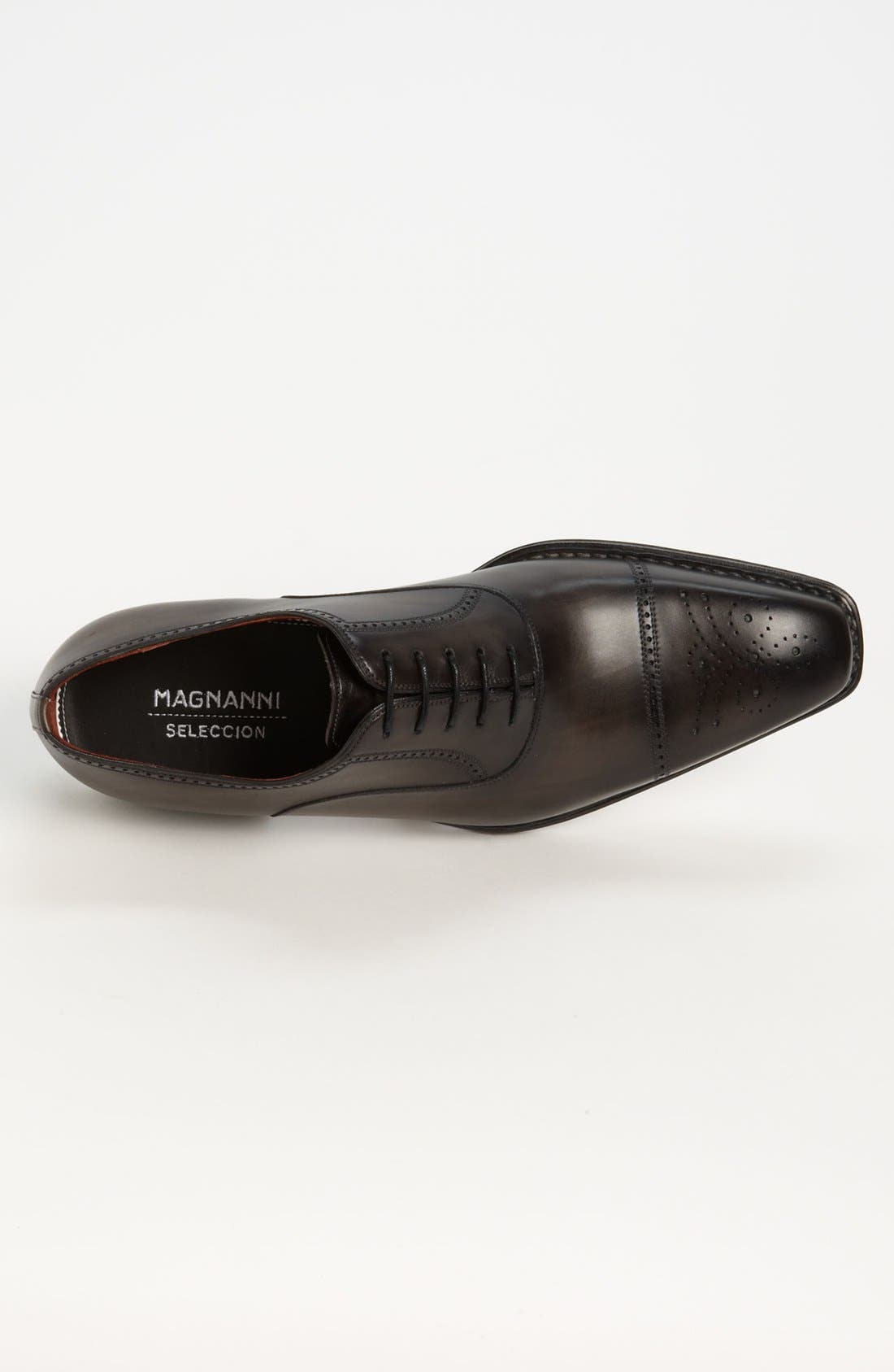 Alternate Image 3  - Magnanni 'Seleccion - Valencia' Cap Toe Oxford
