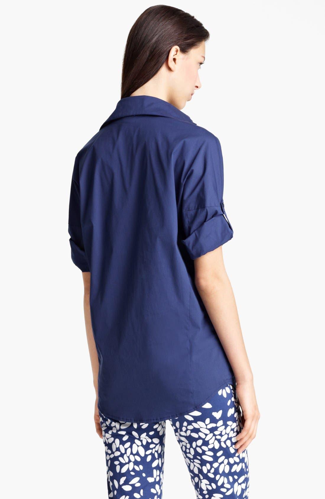 Alternate Image 4  - Armani Collezioni Tunic Top