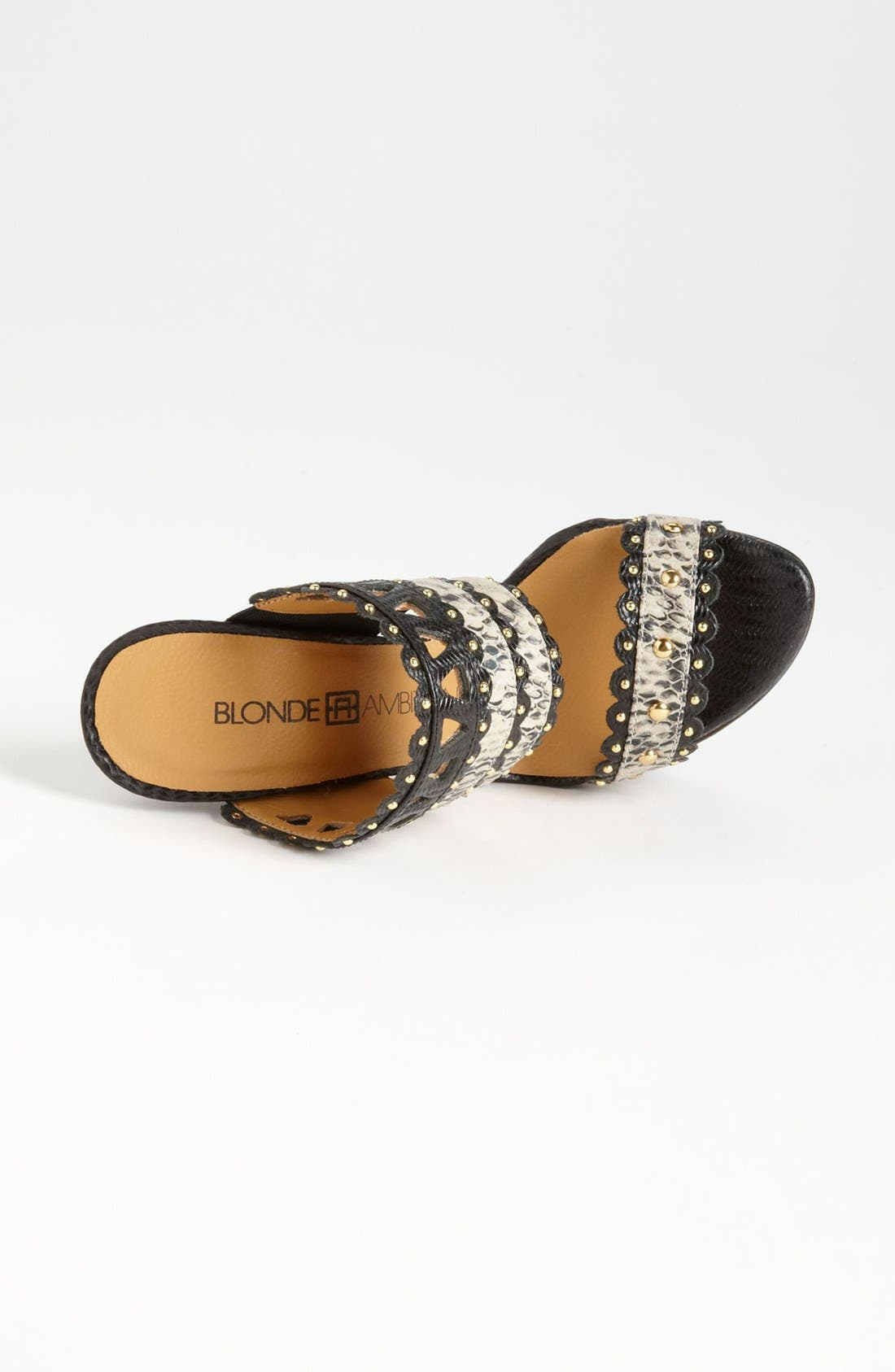 Alternate Image 3  - Blonde Ambition 'Royce' Sandal