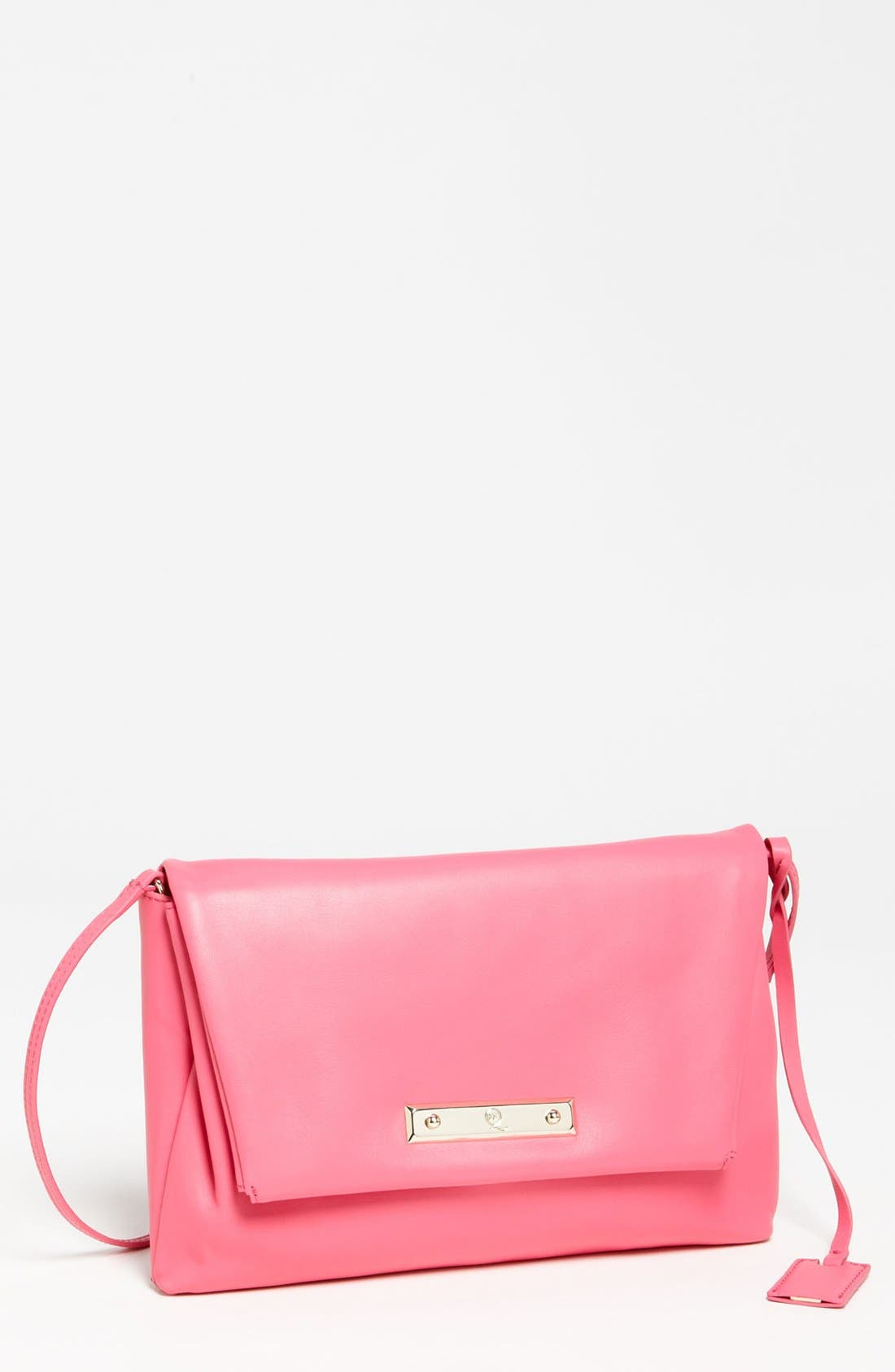 Alternate Image 1 Selected - McQ by Alexander McQueen 'Albion' Nappa Leather Crossbody Bag, Small