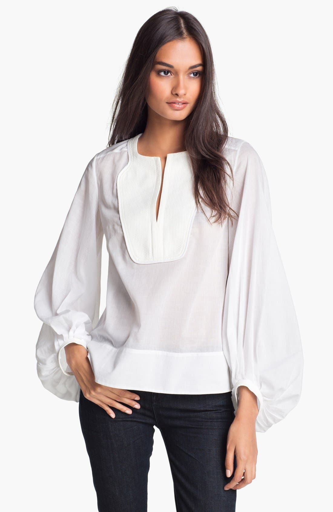 Alternate Image 1 Selected - Diane von Furstenberg 'Mallegra' Blouse