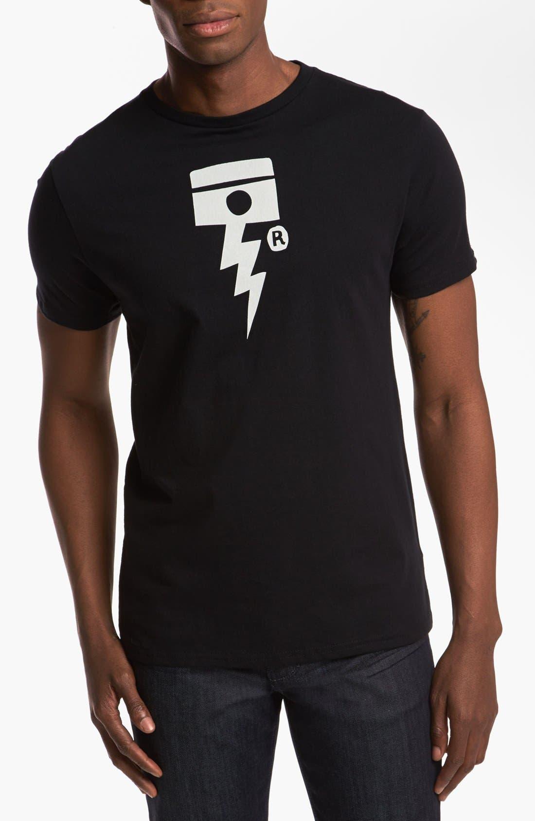 Alternate Image 1 Selected - Deus Ex Machina 'Venice Address' T-Shirt