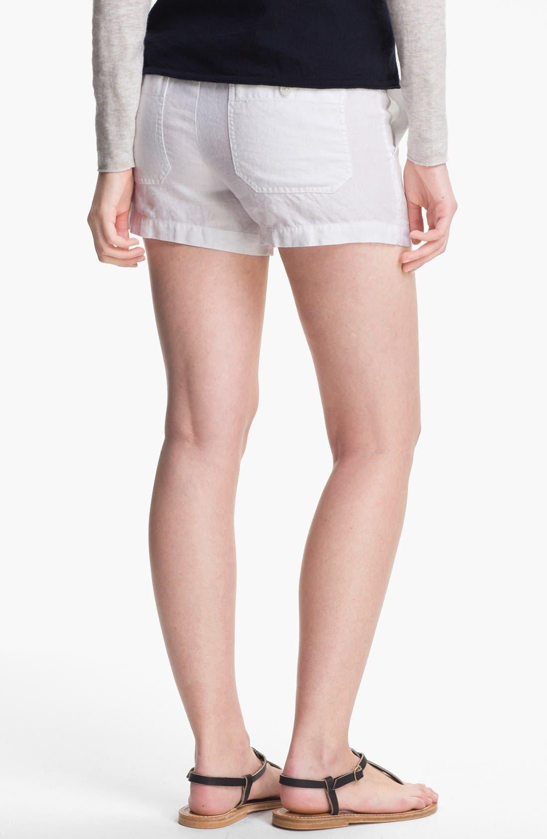 Alternate Image 2  - Vince Linen Shorts