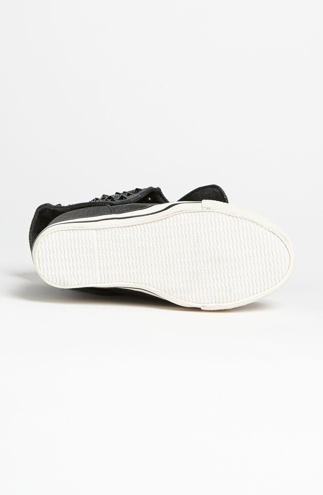 Alternate Image 4  - GOLDLUXE by Zigi 'Cavity' Wedge Sneaker