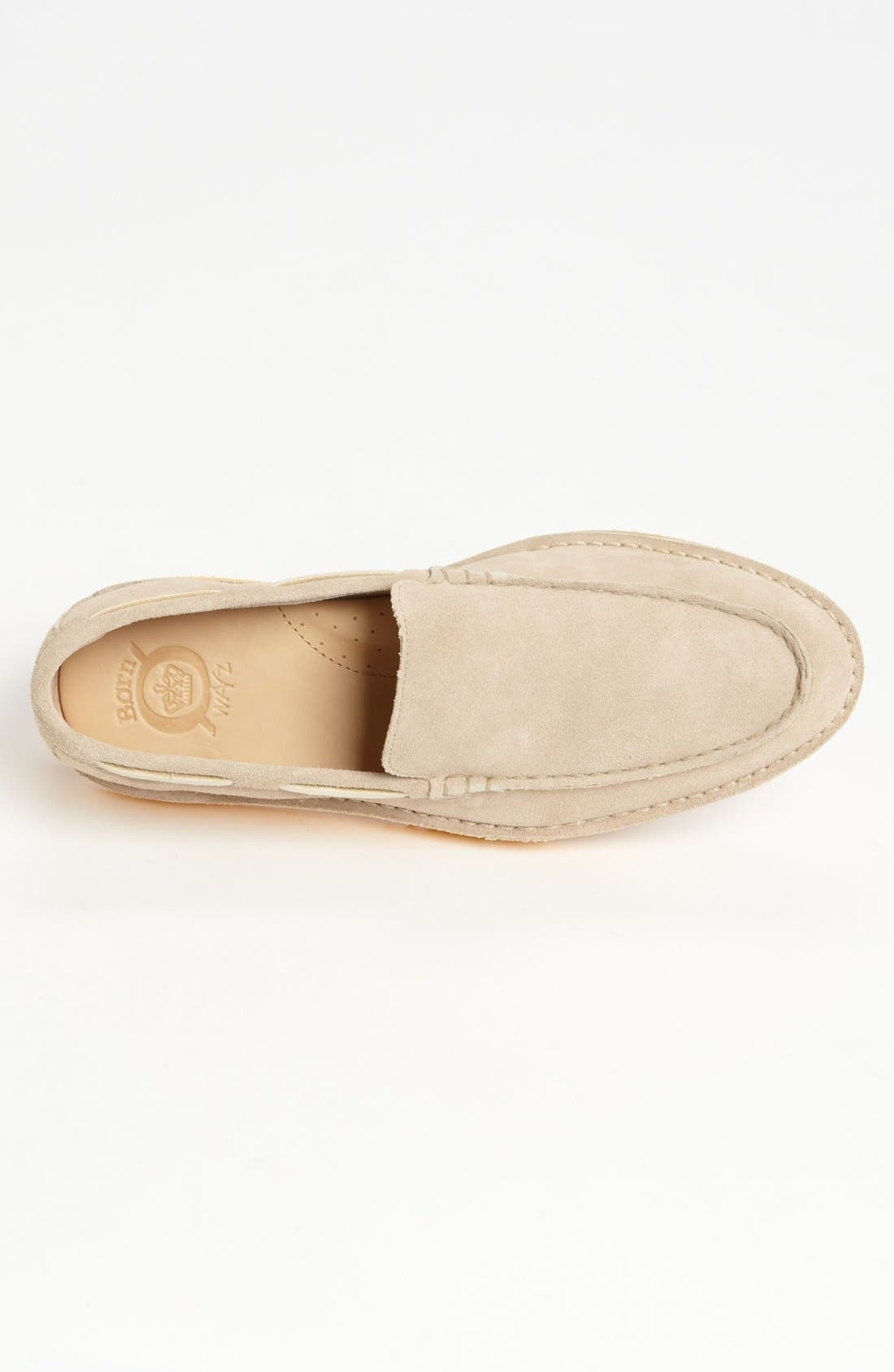 Alternate Image 3  - Børn 'Zander' Venetian Loafer (Men)
