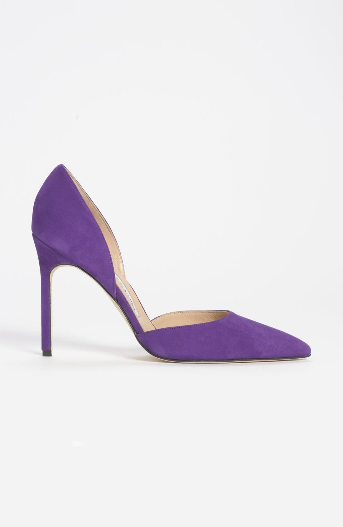 Alternate Image 3  - Manolo Blahnik 'Tayler' d'Orsay Pump