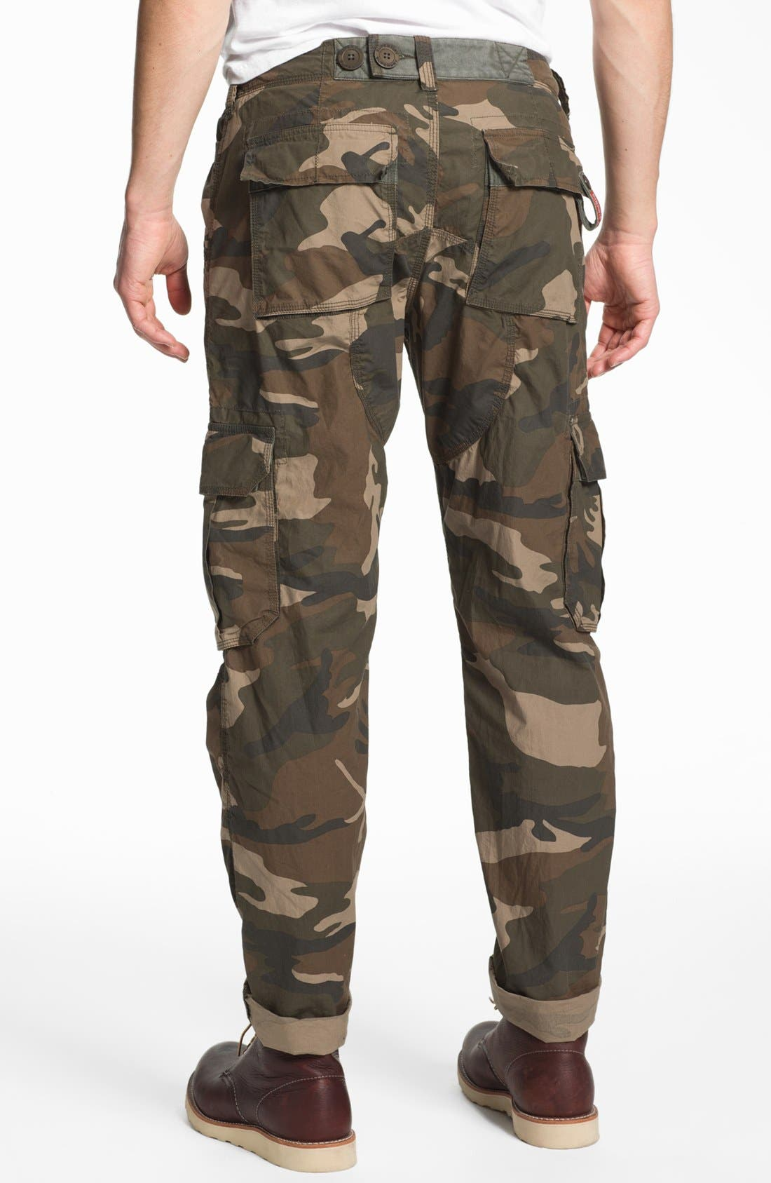 Alternate Image 2  - Superdry Military Cargo Pants