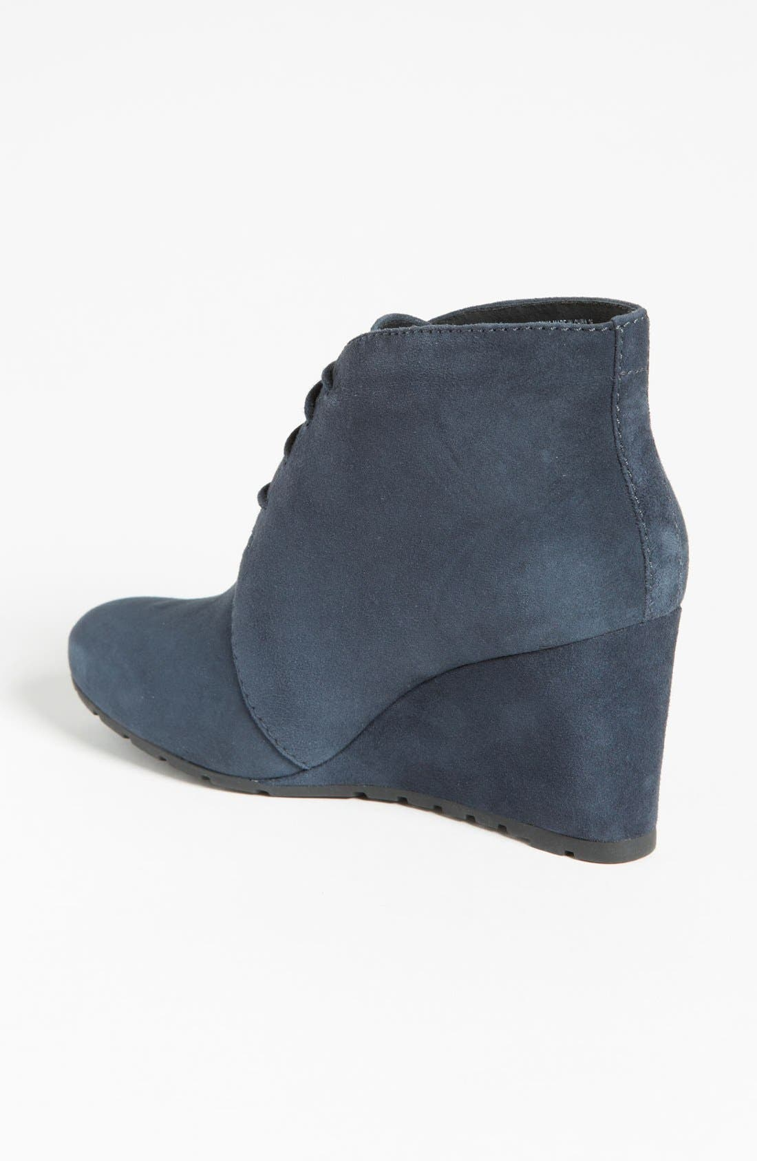 'Rosepoint Dew' Bootie,                             Alternate thumbnail 2, color,                             Navy Suede