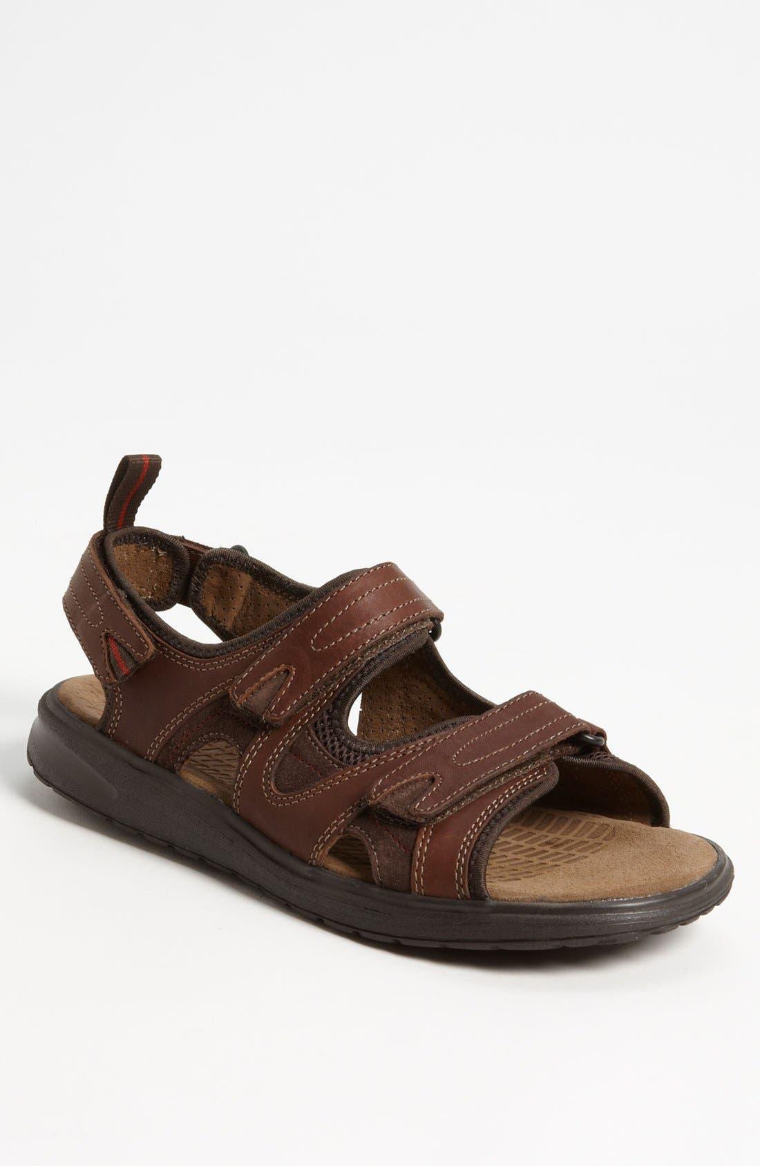 Main Image - Clarks® 'Unstructured - Caicos' Sandal   (Men)